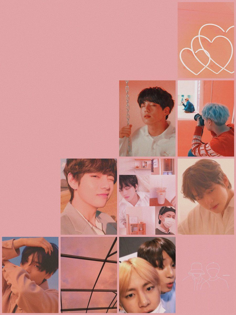 Bts Aesthetic Iphone Wallpapers Top Free Bts Aesthetic Iphone Backgrounds Wallpaperaccess