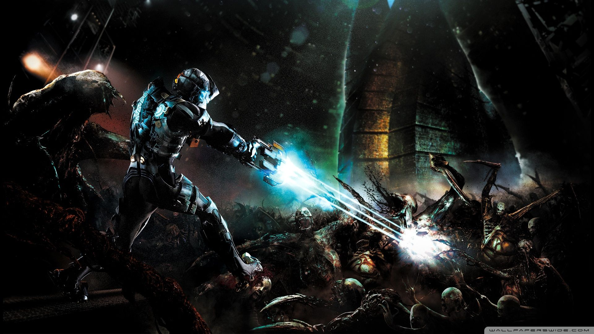 Dead Space 2 Wallpapers Top Free Dead Space 2 Backgrounds