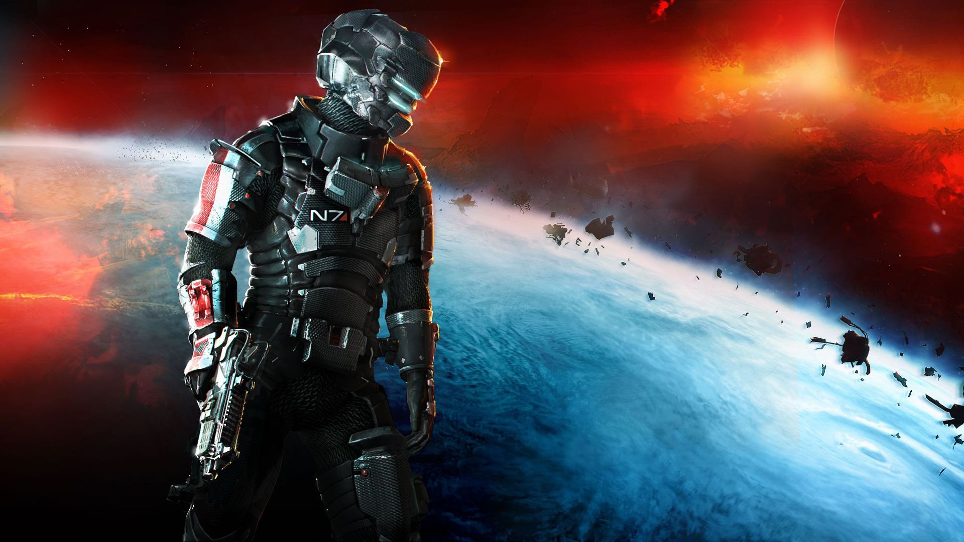 Dead Space 3 Wallpapers Top Free Dead Space 3 Backgrounds
