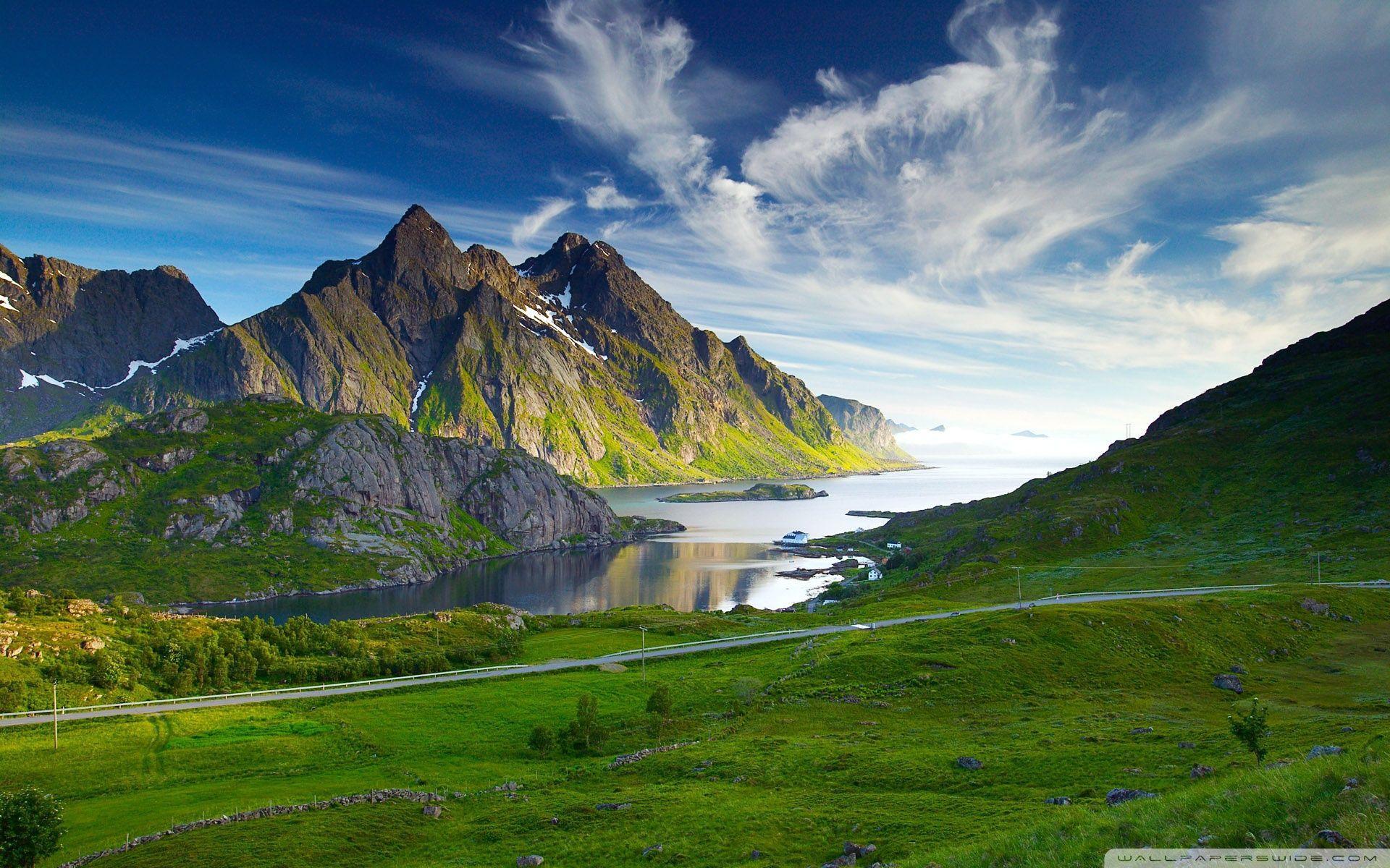 Scandinavian Nature Wallpapers Top Free Scandinavian Nature Backgrounds Wallpaperaccess