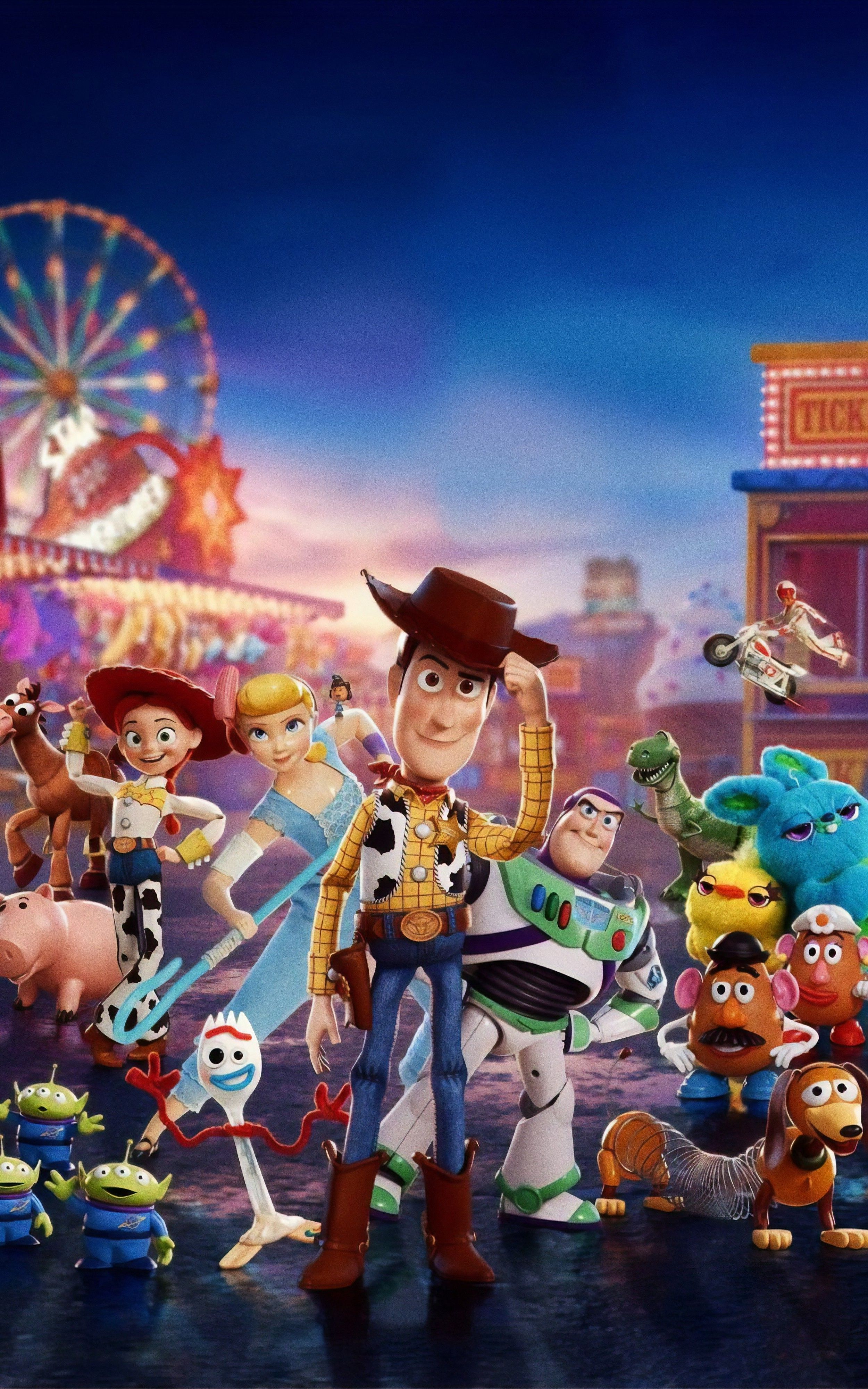 Toy Story Wallpapers Top Free Toy Story Backgrounds