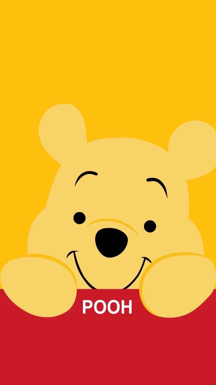 Iphone Wallpaper Cartoon Pooh