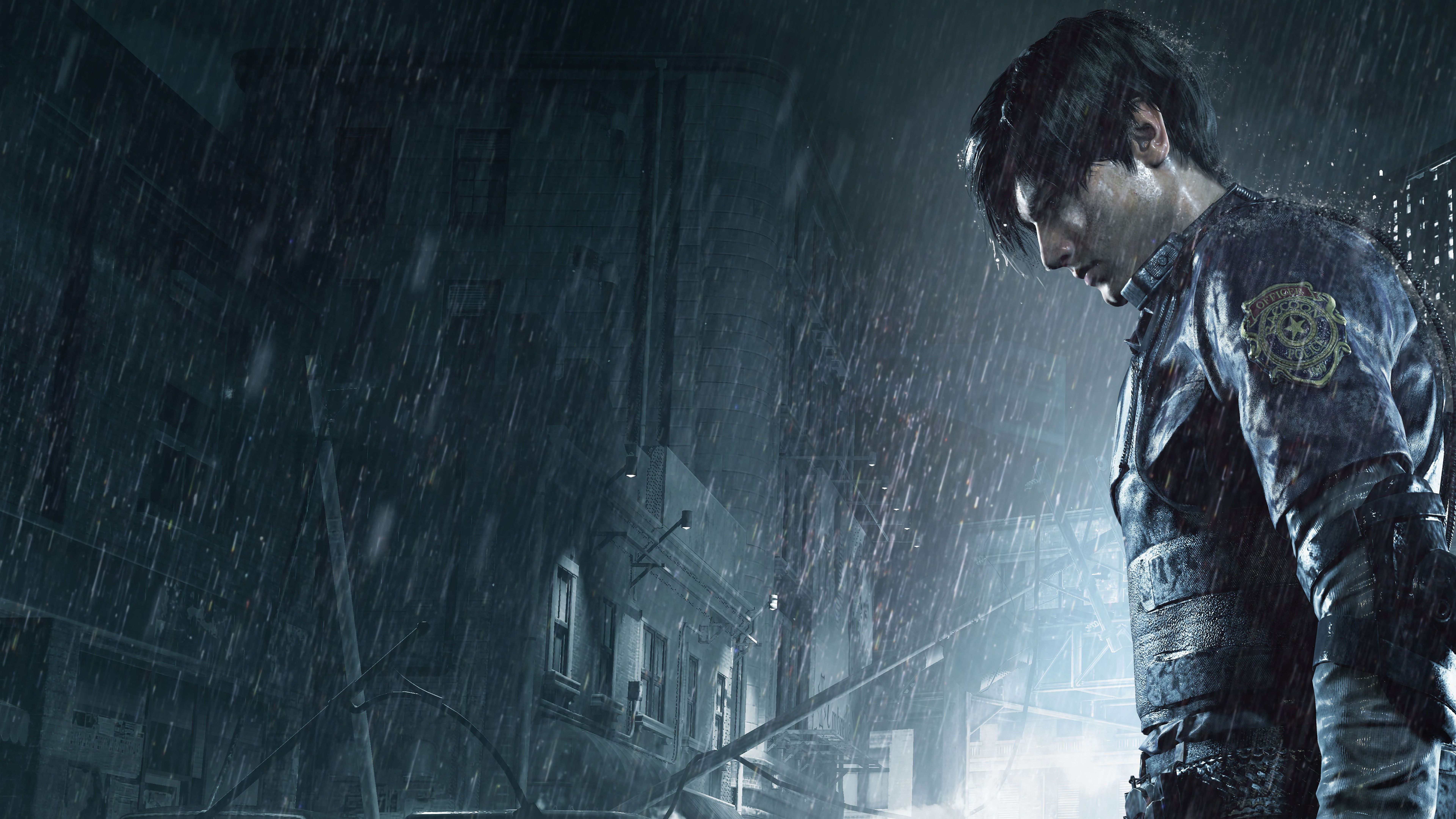 Resident Evil 2 Wallpapers Top Free Resident Evil 2