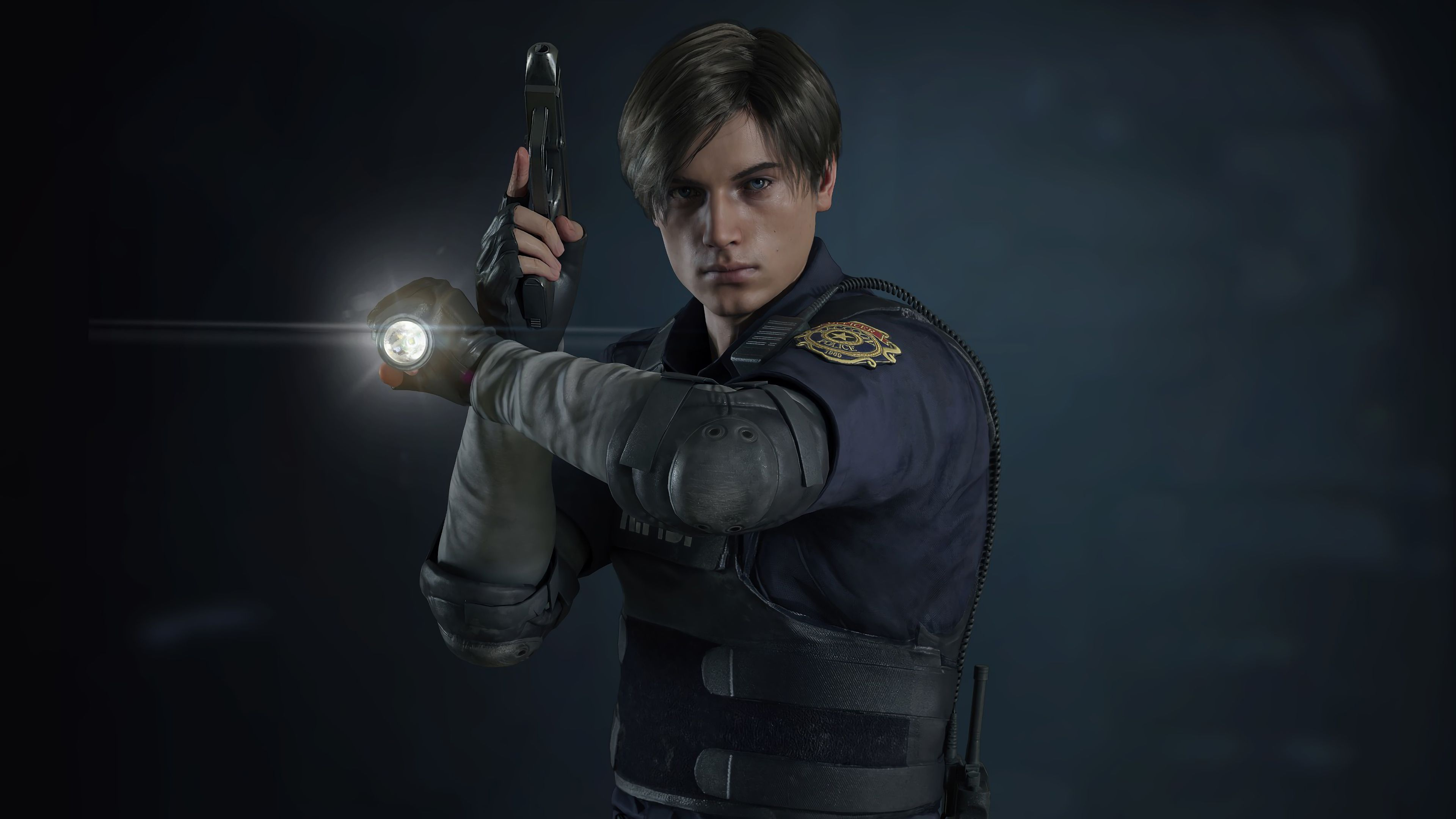 Leon Kennedy Wallpapers Top Free Leon Kennedy Backgrounds