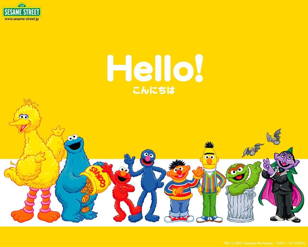 Sesame Street Wallpapers Top Free Sesame Street