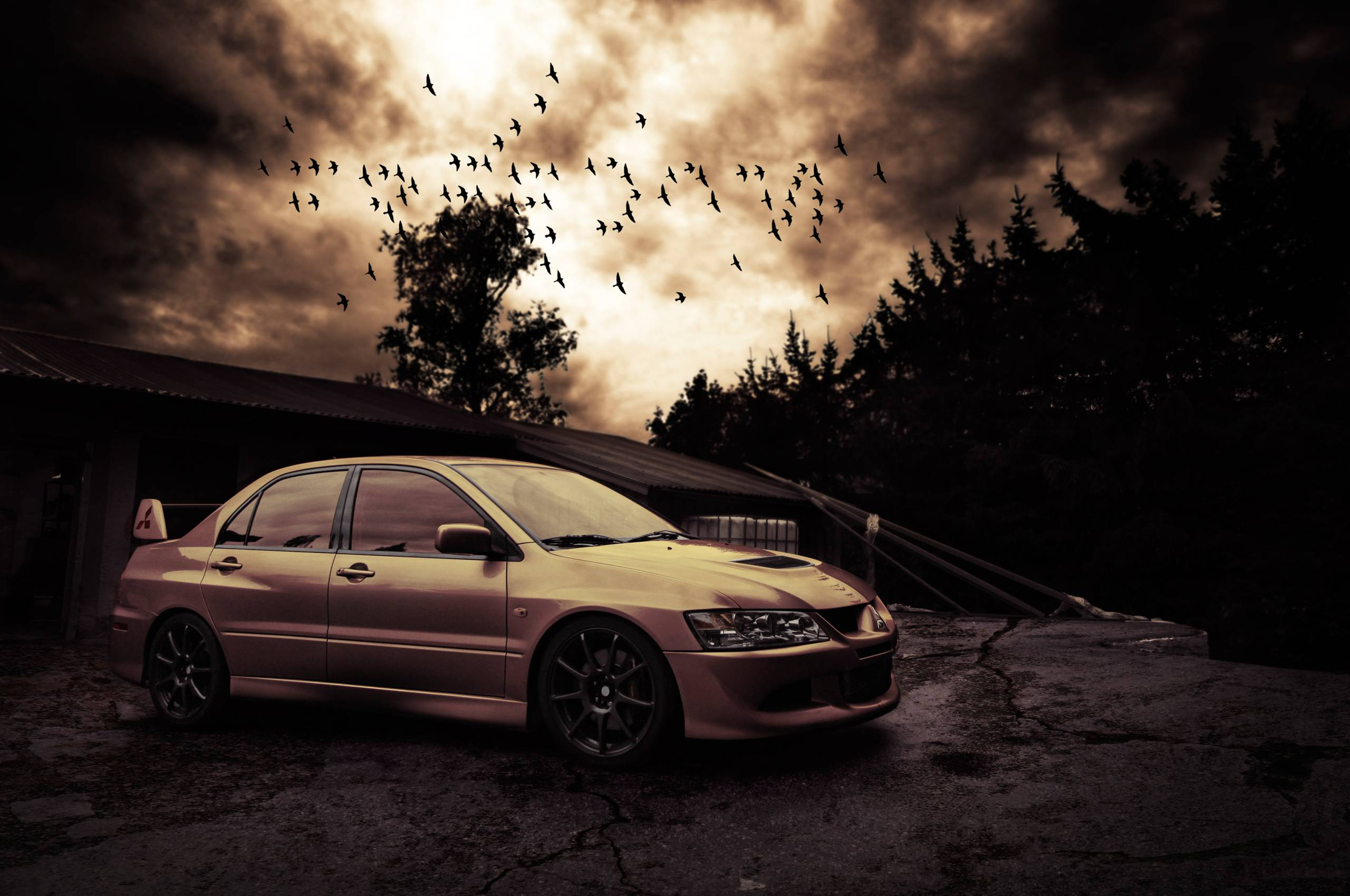 Mitsubishi Evo Wallpapers Top Free Mitsubishi Evo