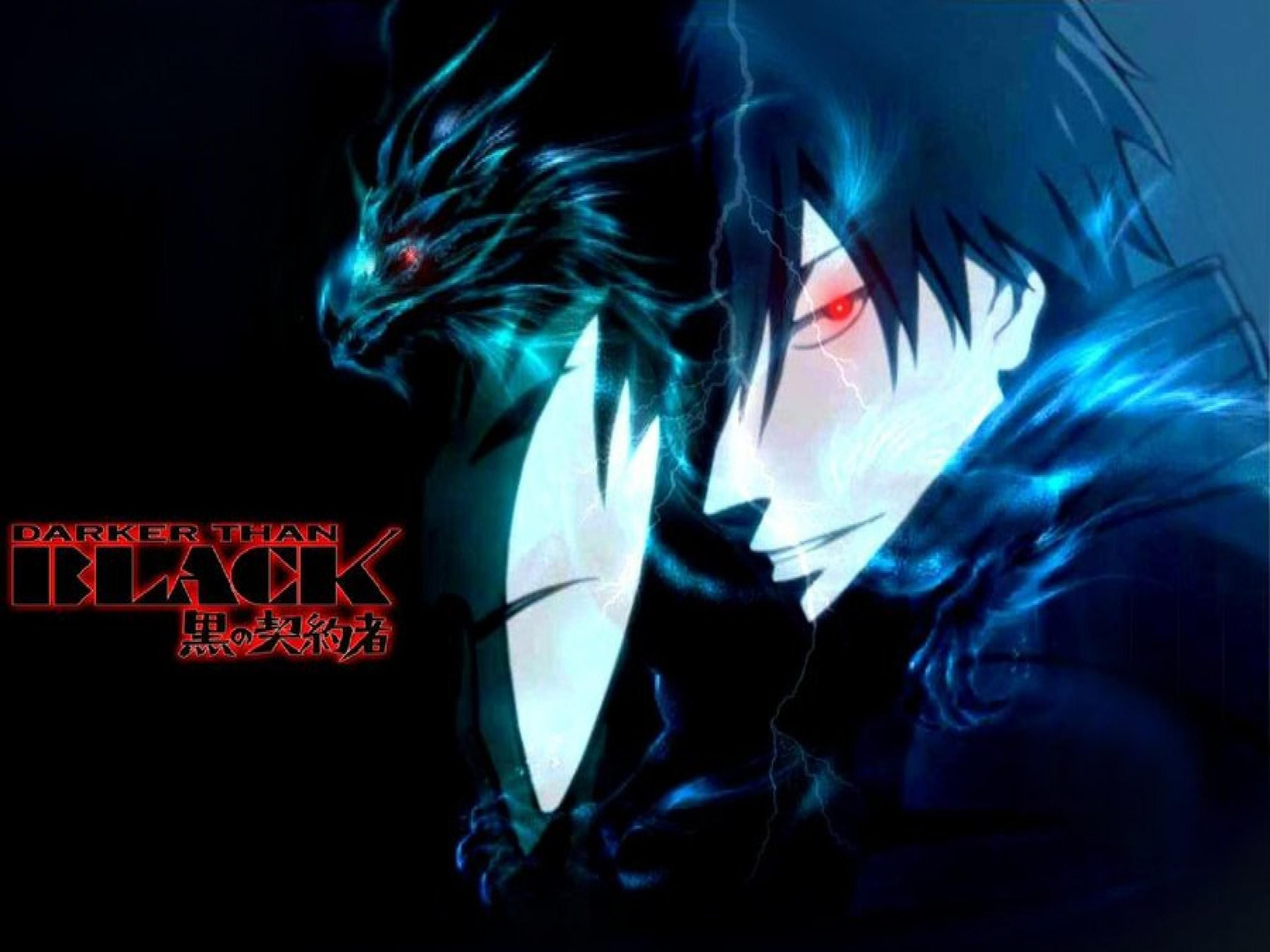 Darker Than Black Wallpapers Top Free Darker Than Black