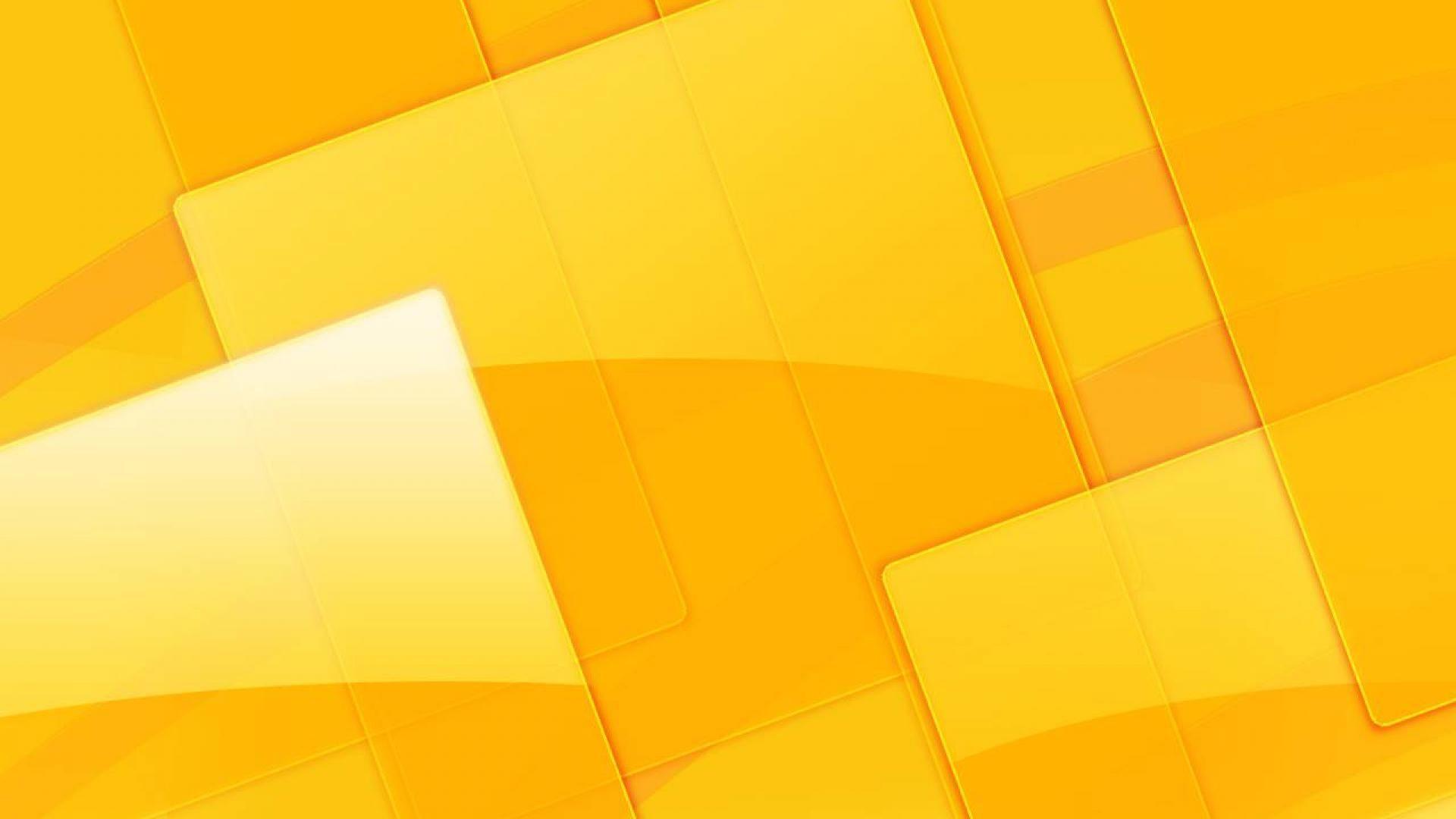 1920x1080 Nền Hình Nền Màu Vàng Độ Nét Cao Miễn Phí