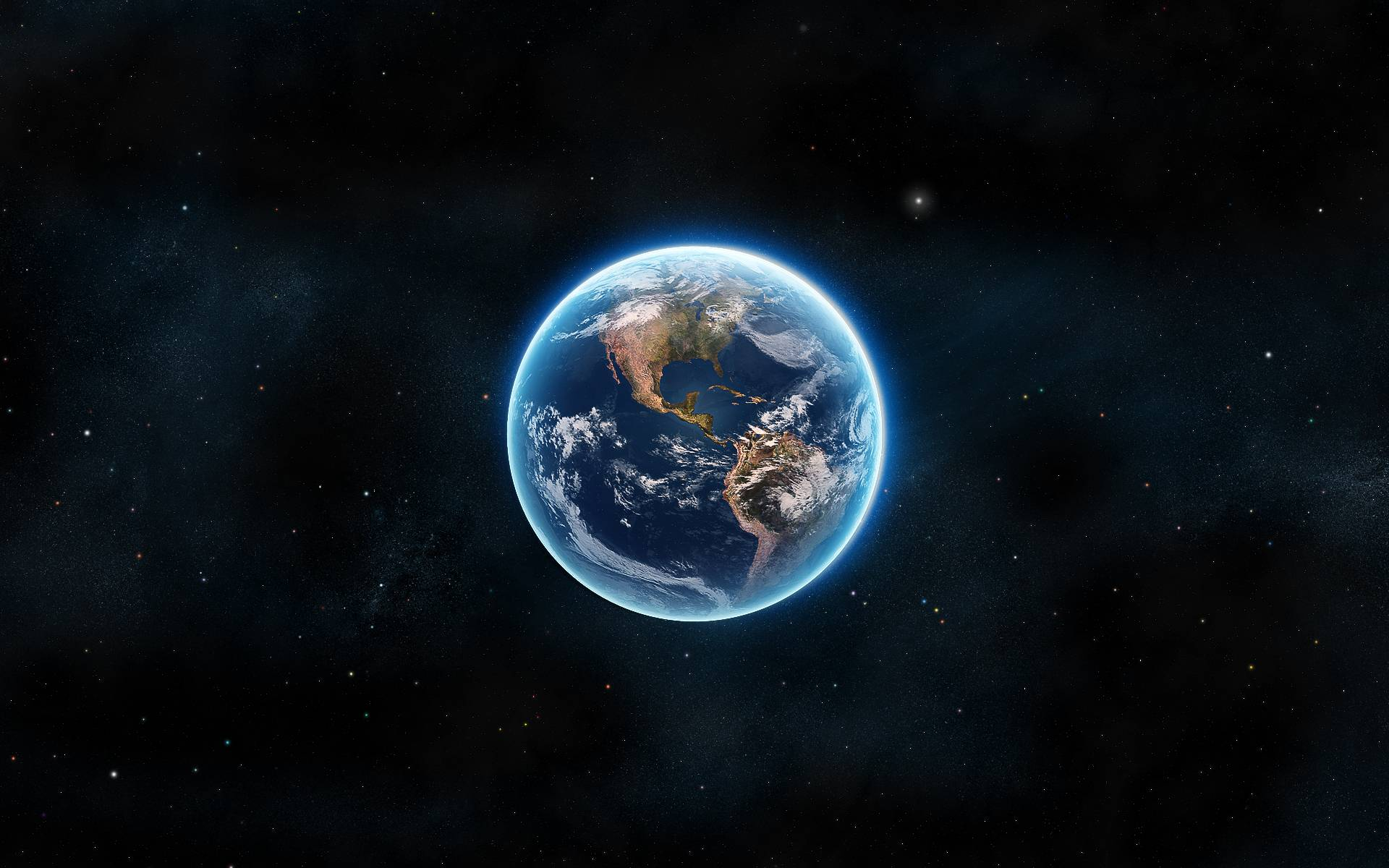 Earth 3d Wallpapers Top Free Earth 3d Backgrounds Wallpaperaccess
