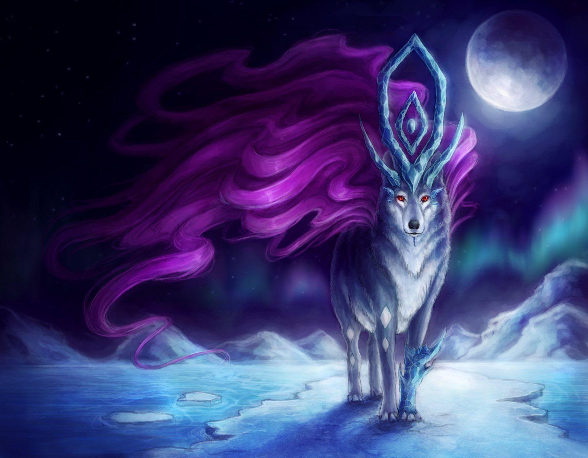 Legendary Pokémon Moon Wallpapers - Top Free Legendary ...