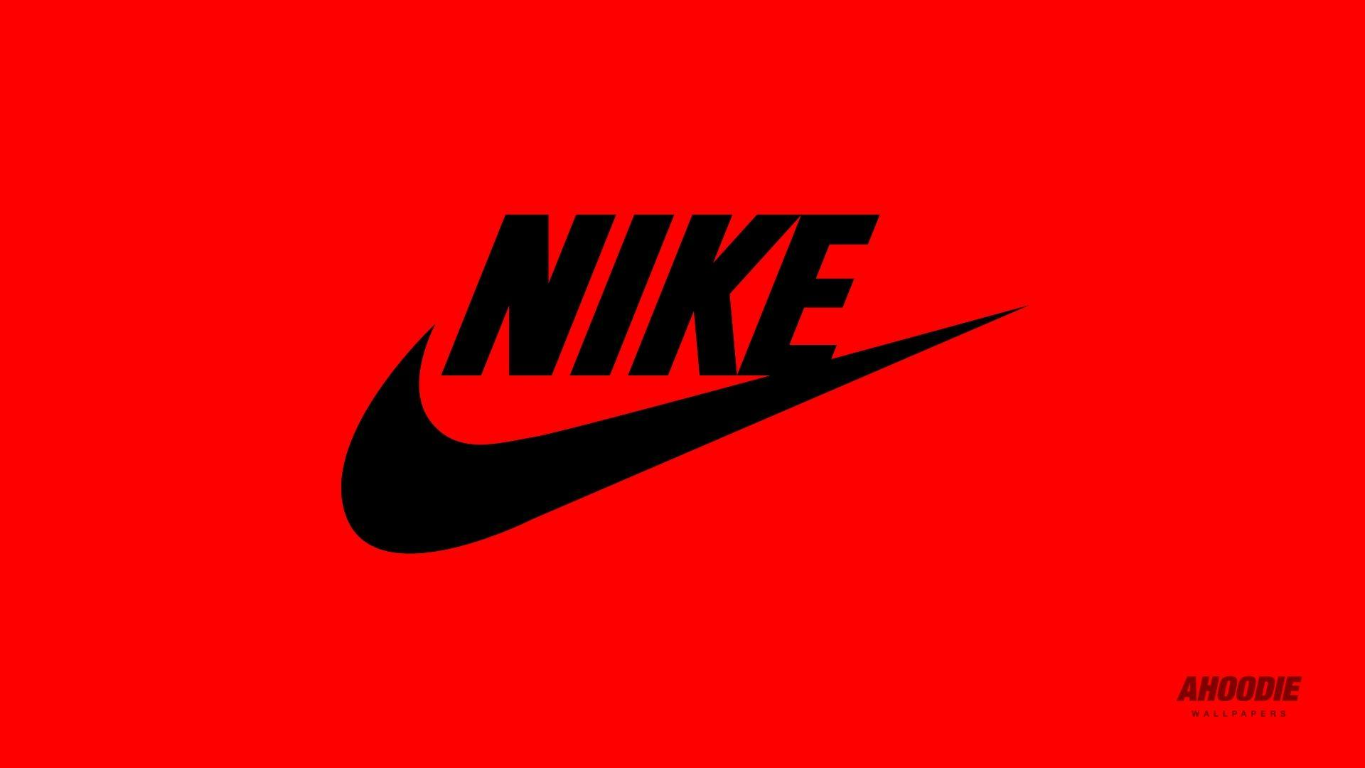 Red Nike Logo Wallpapers - Top Free Red