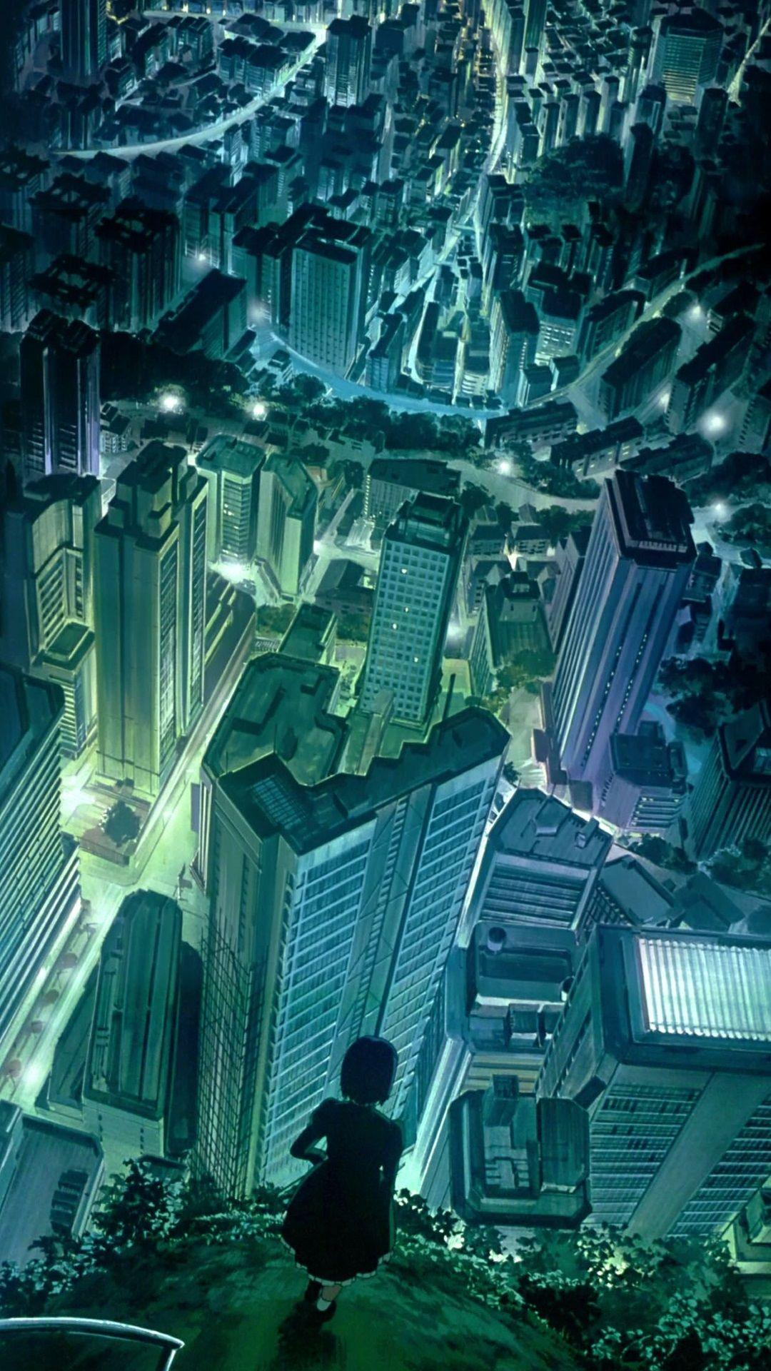 Ghost In The Shell City Wallpapers Top Free Ghost In The Shell
