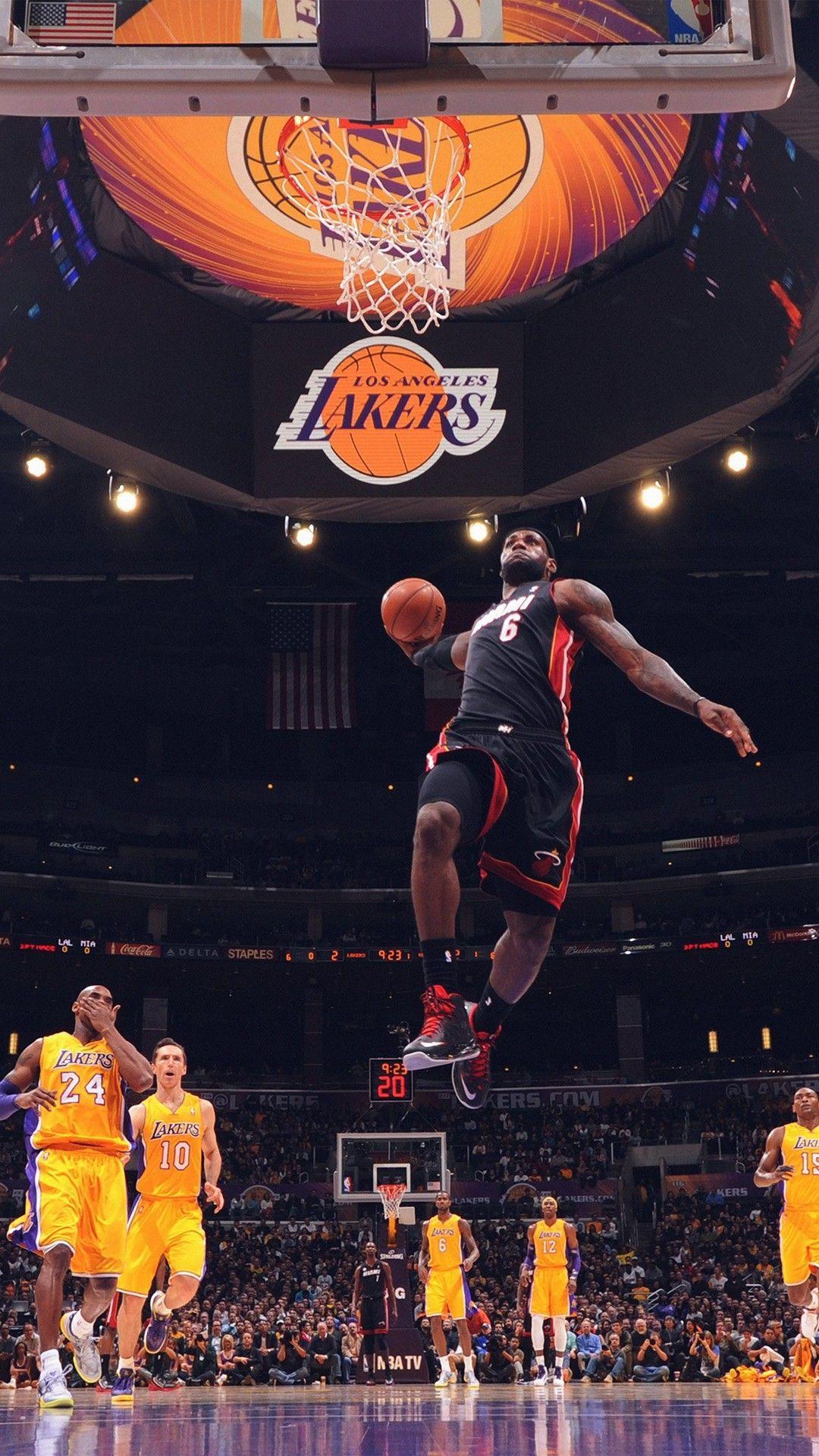 NBA iPhone Wallpapers - Top Free NBA