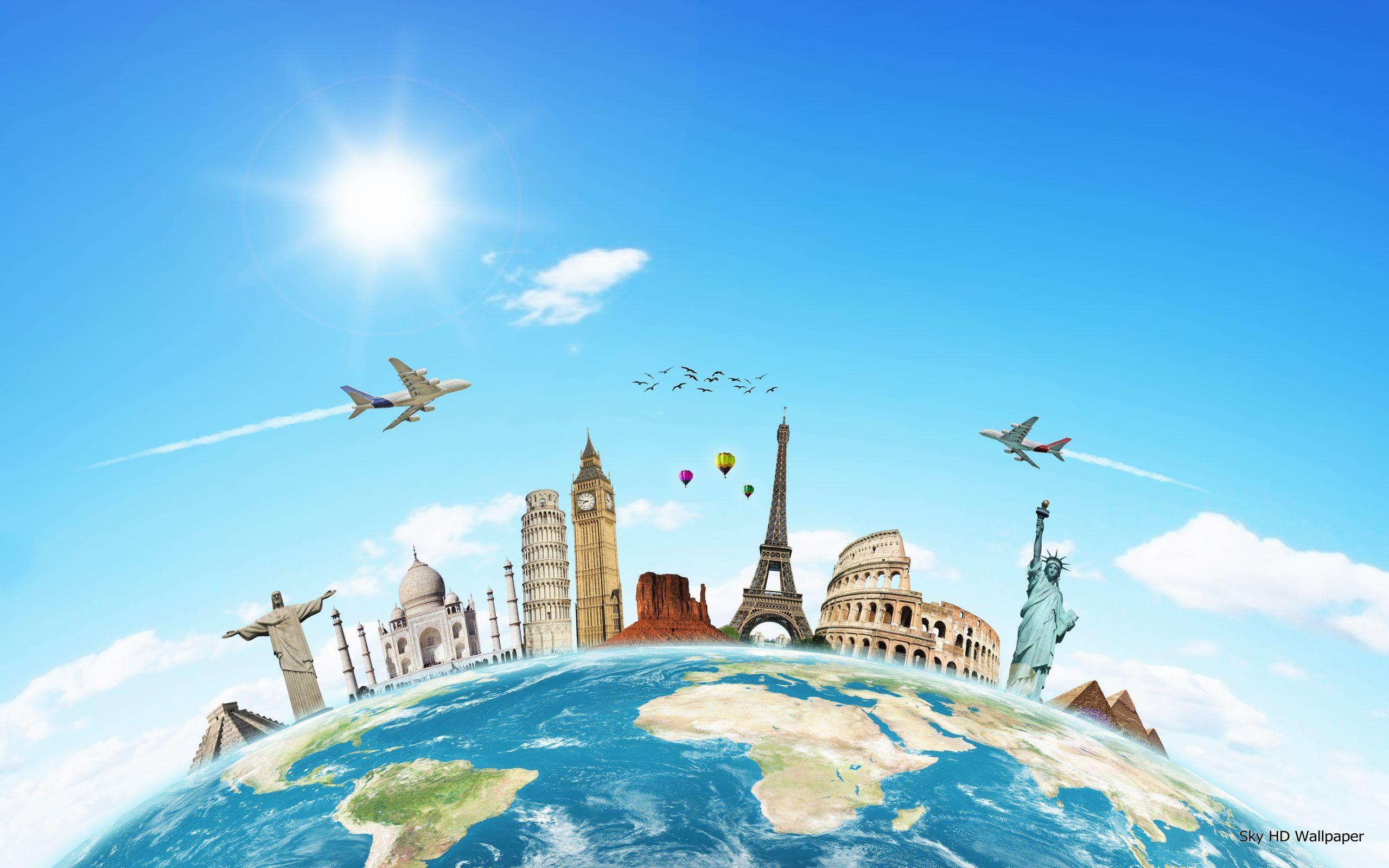 Travel Desktop Wallpapers