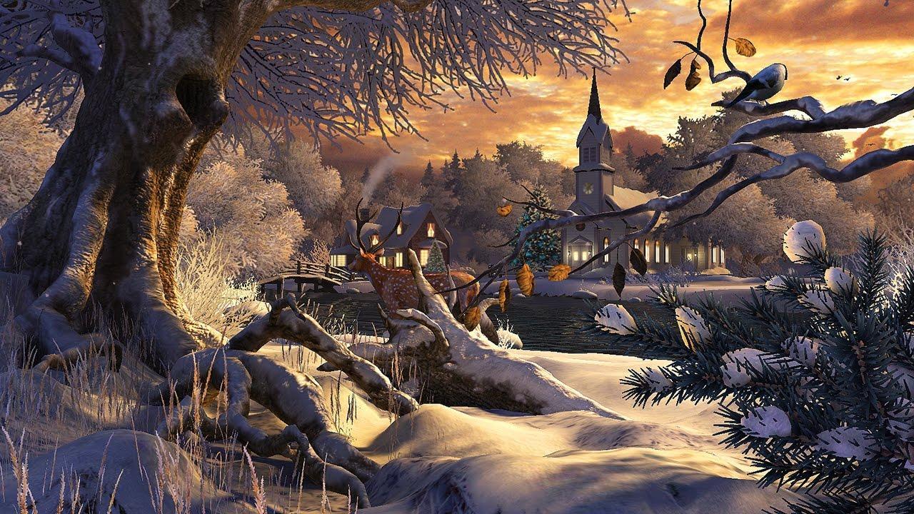 Winter Wonderland Wallpapers Top Free Winter Wonderland Backgrounds Wallpaperaccess