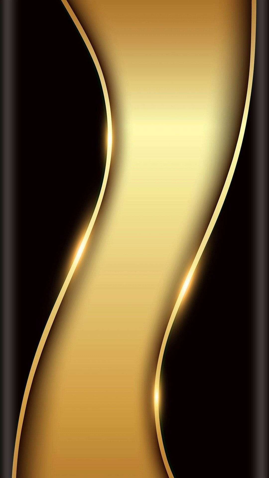 Black And Gold Abstract Wallpapers Top Free Black And Gold