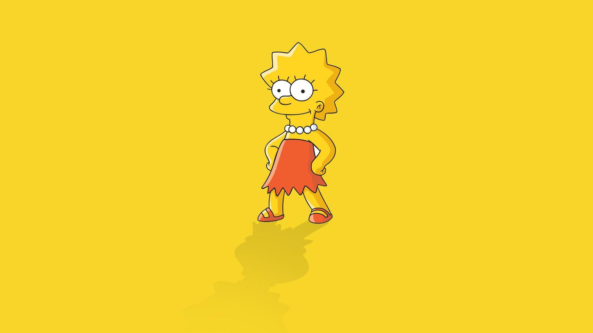Aesthetics Simpsons Computer Wallpapers Top Free
