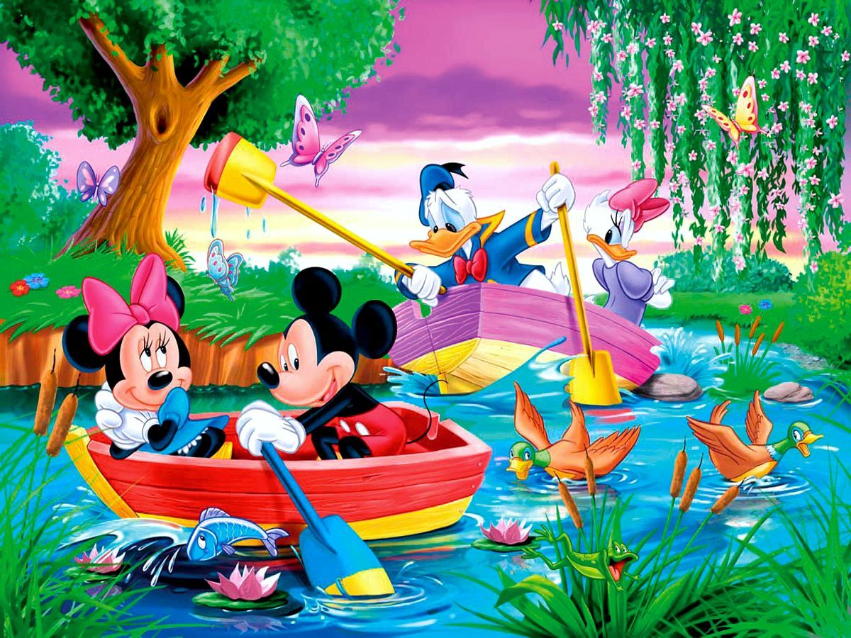 The Best Disney Cartoon Wallpaper Mickey Mouse JPG