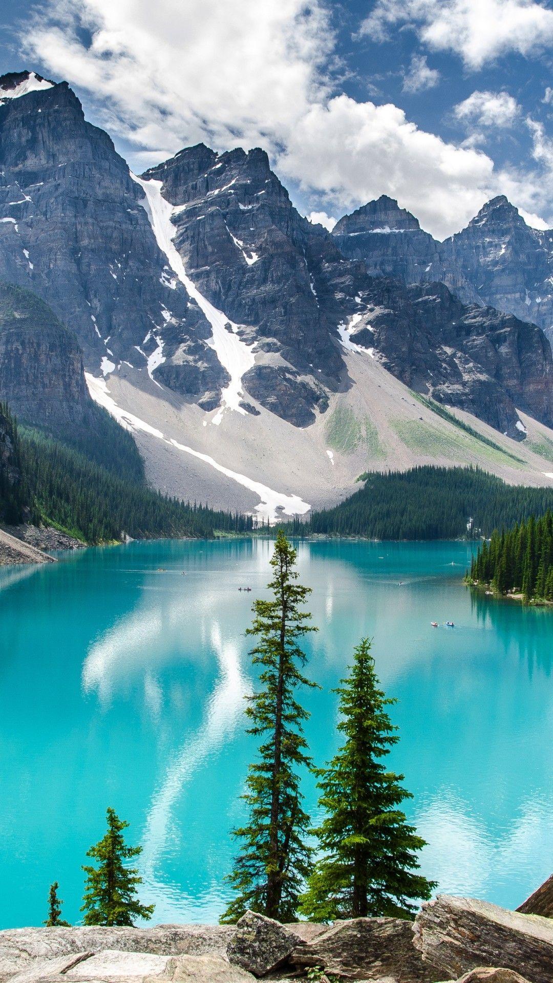 Lake iPhone Wallpapers - Top Free Lake