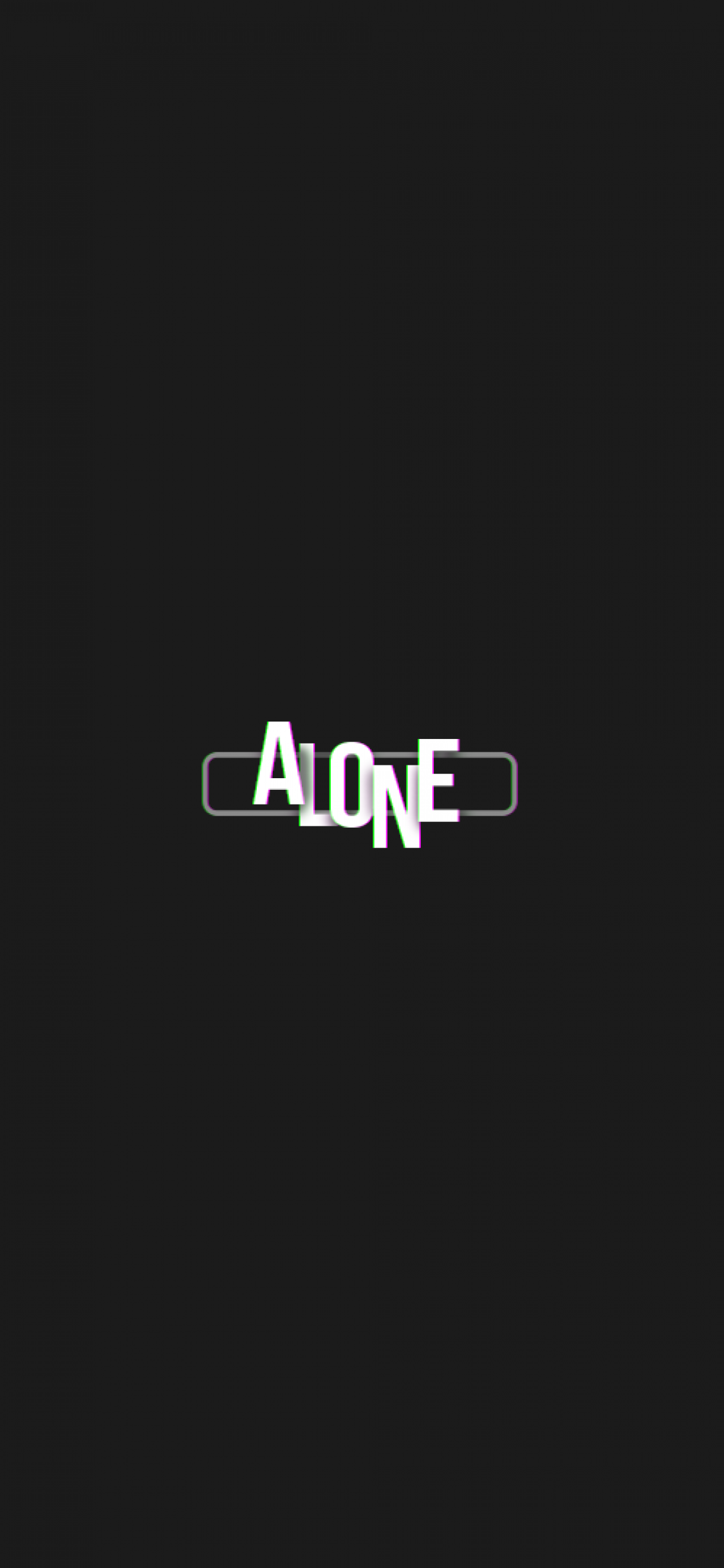 Alone Iphone Wallpapers Top Free Alone Iphone Backgrounds