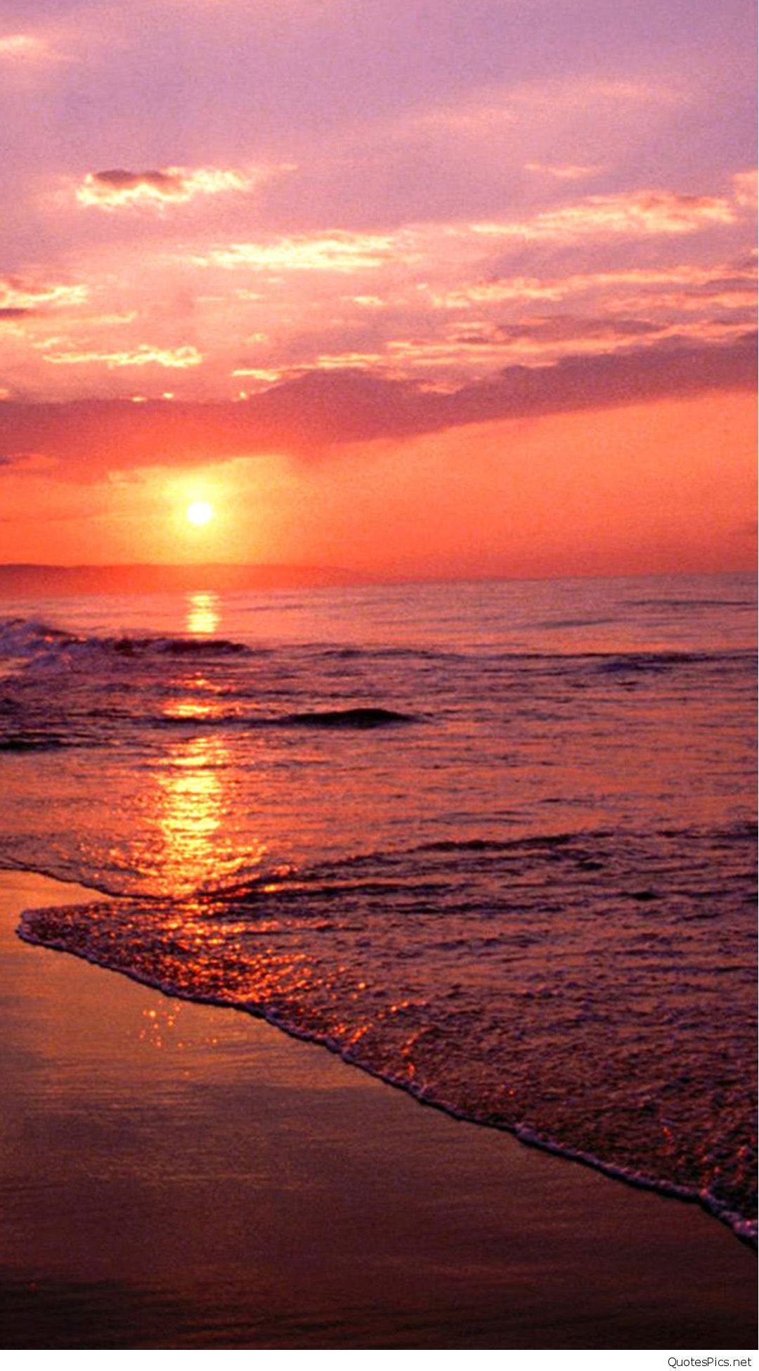 Sunset Beach Iphone Wallpapers Top