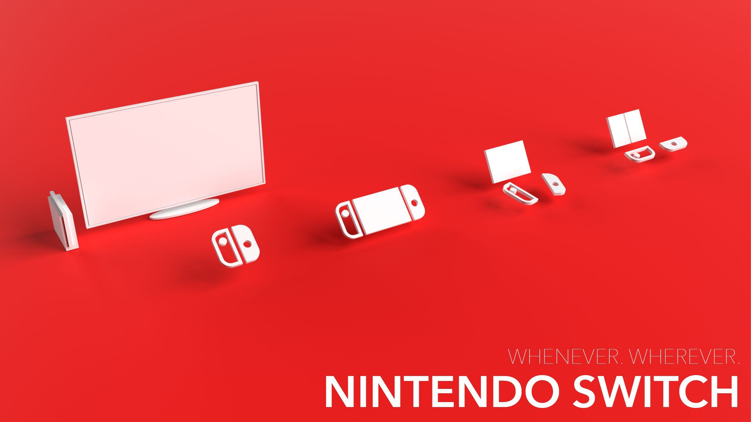 Nintendo Logo Wallpapers Top Free Nintendo Logo Backgrounds Wallpaperaccess