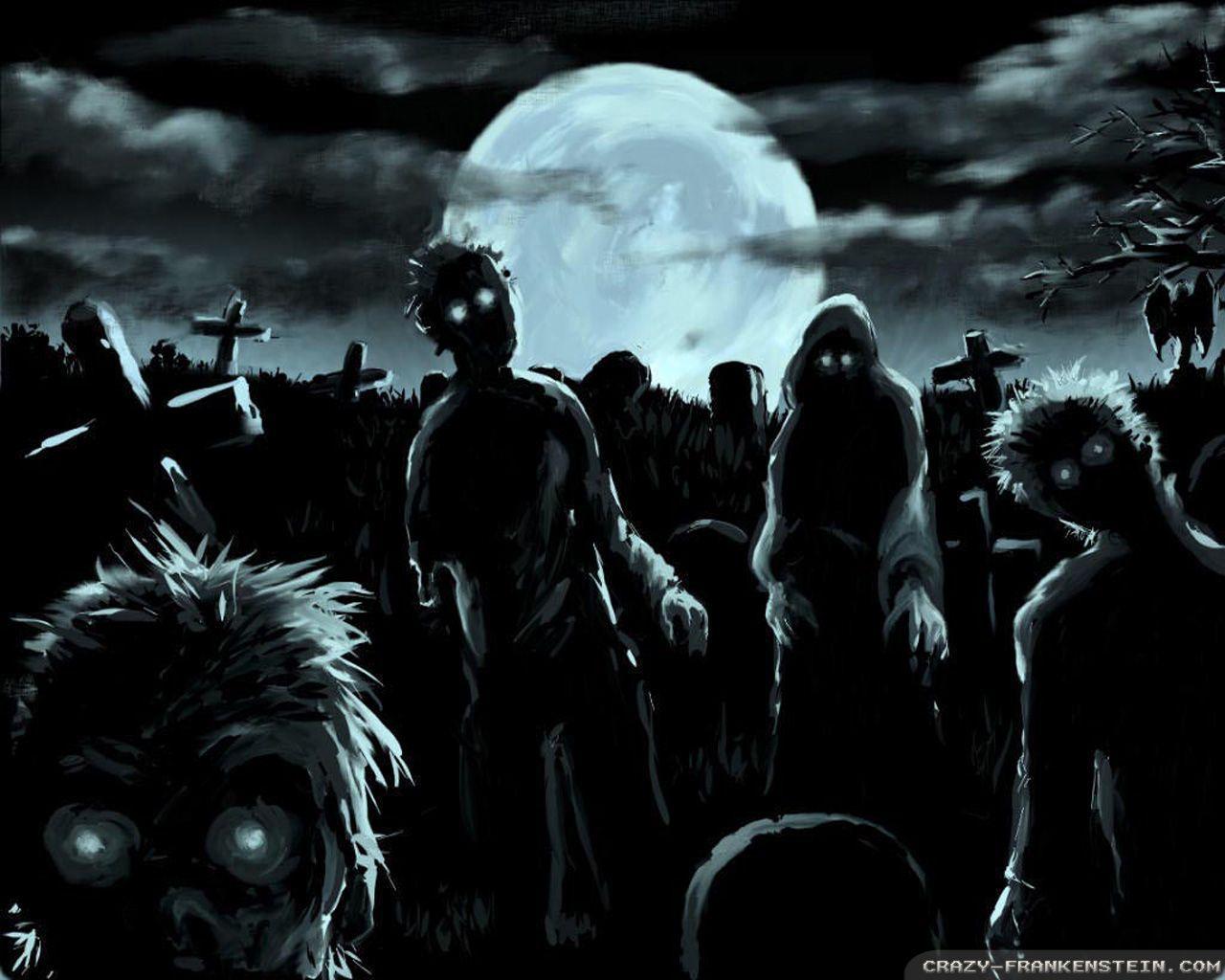 Zombie Halloween Wallpapers Top Free Zombie Halloween
