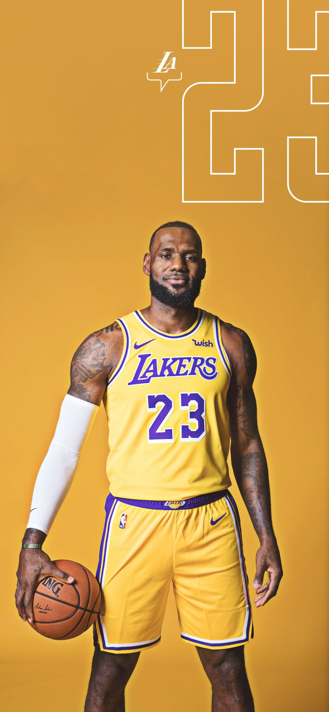 LeBron James Lakers Wallpapers - Top