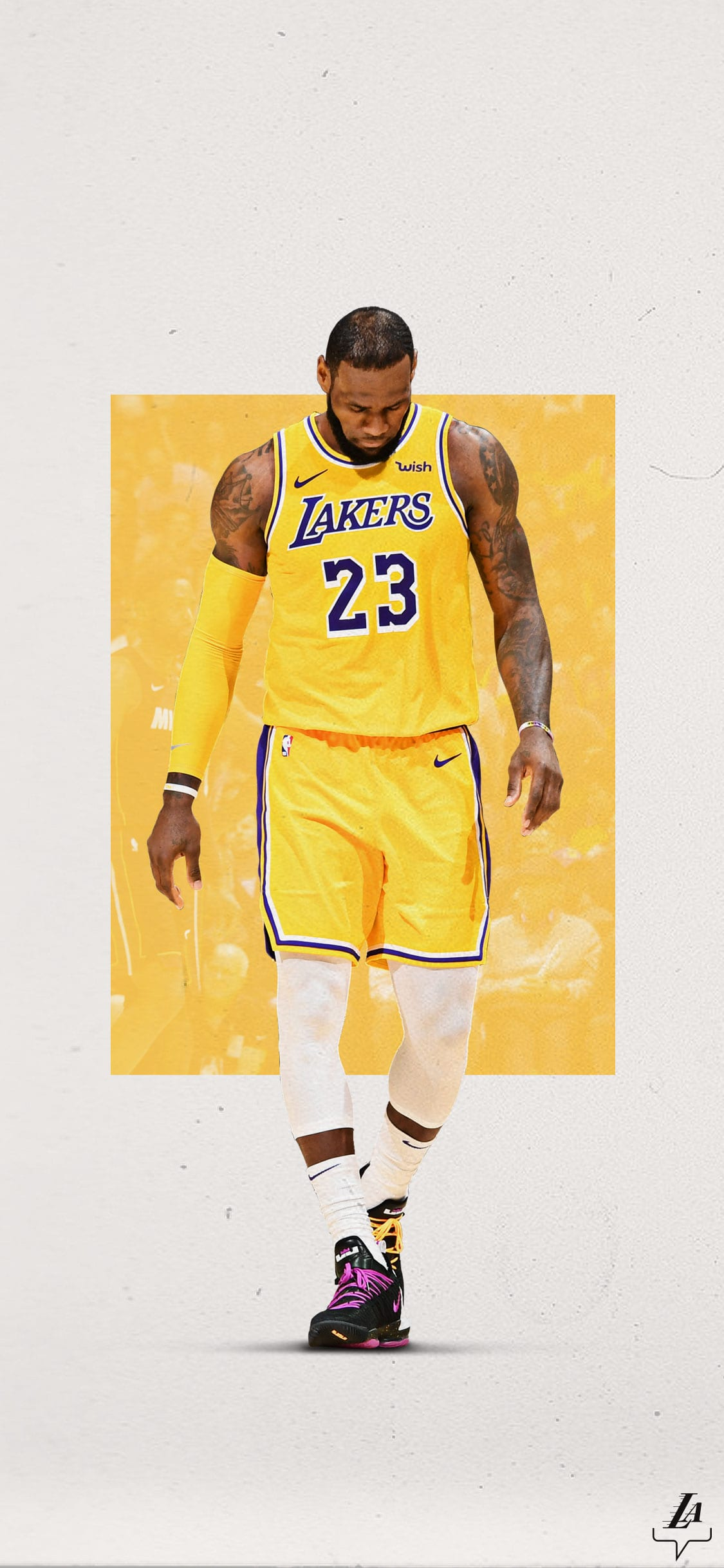 Lebron James Lakers Wallpapers Top Free Lebron James