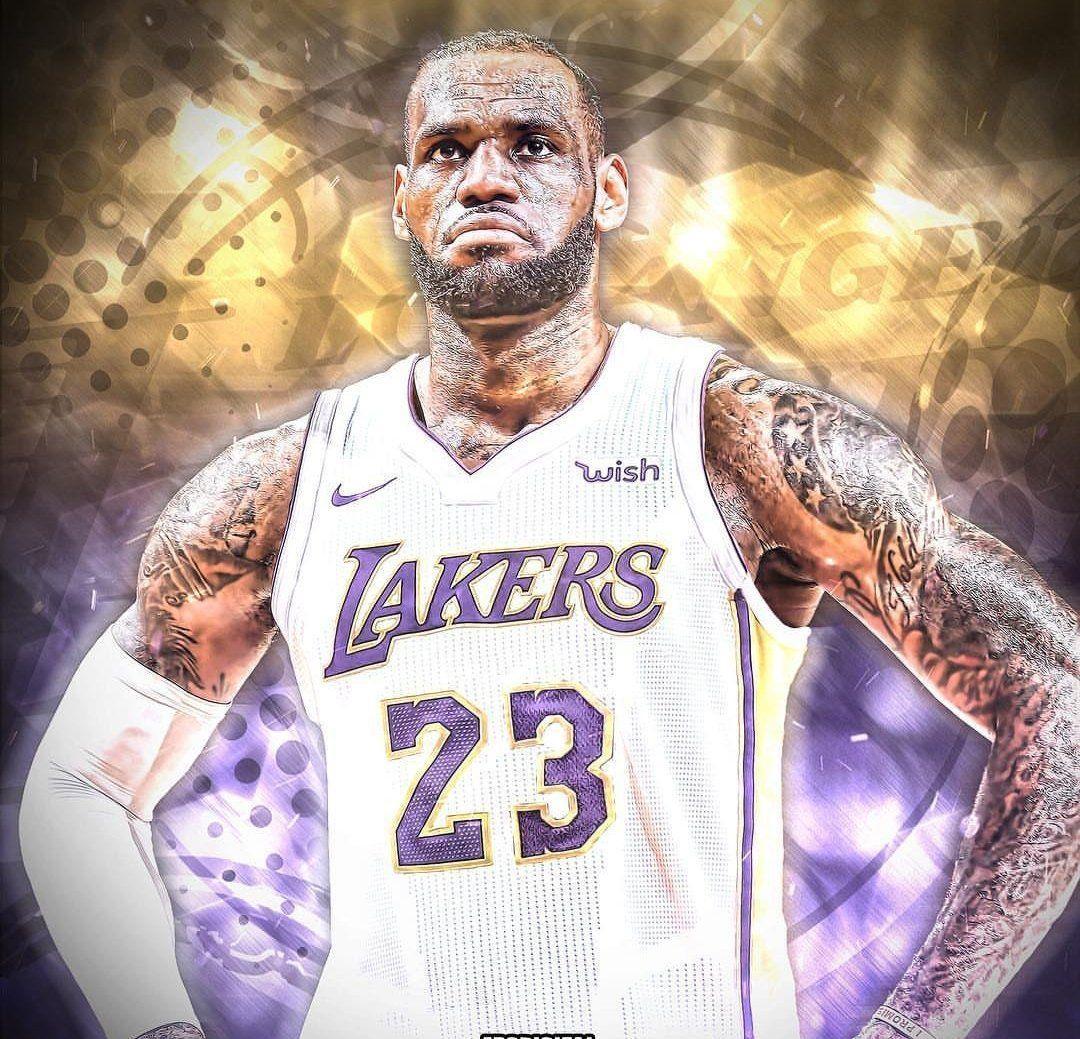 Lebron James Lakers Wallpapers Top Free Lebron James Lakers Backgrounds Wallpaperaccess