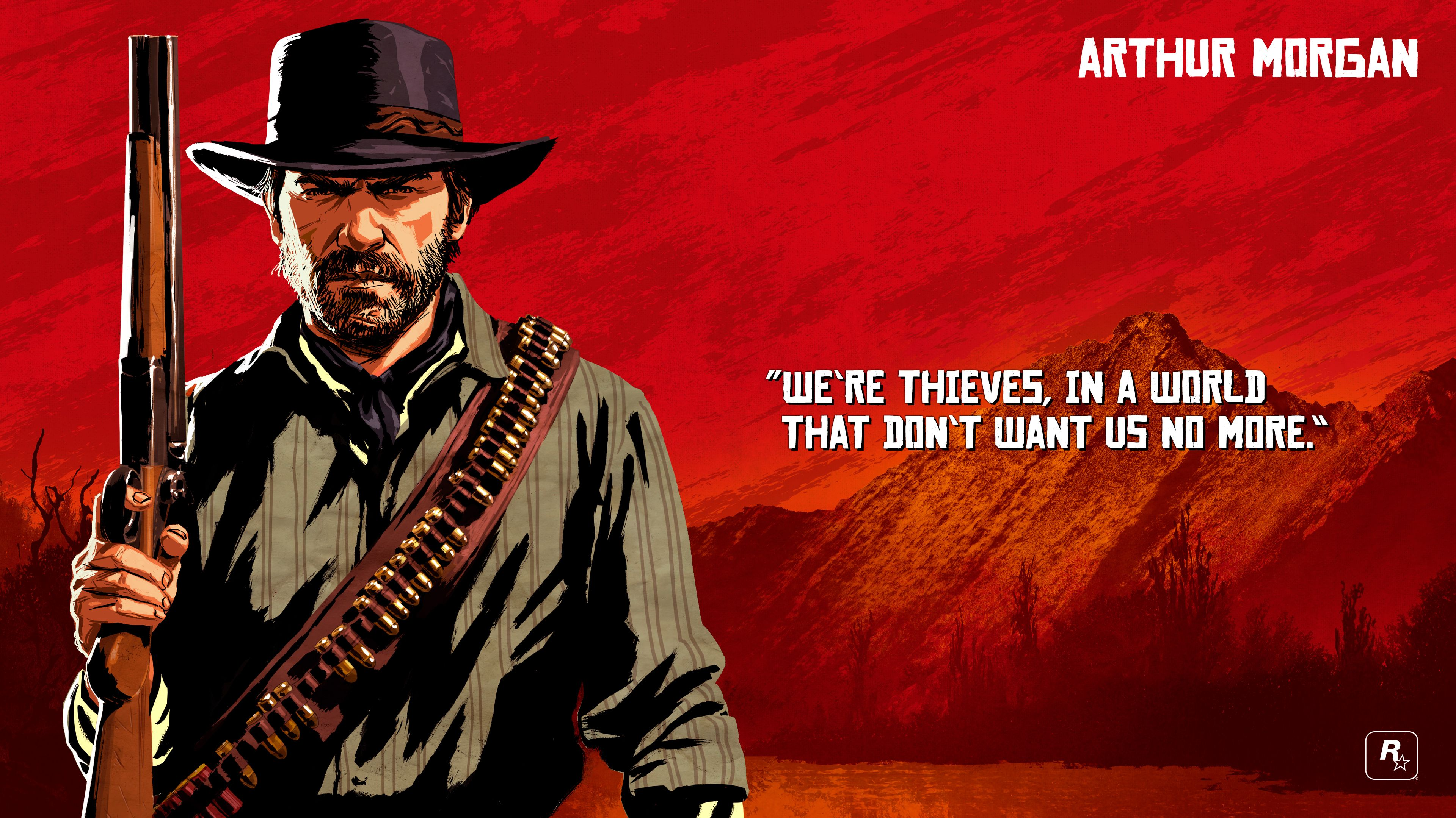 Red Dead Redemption Wallpapers Top Free Red Dead