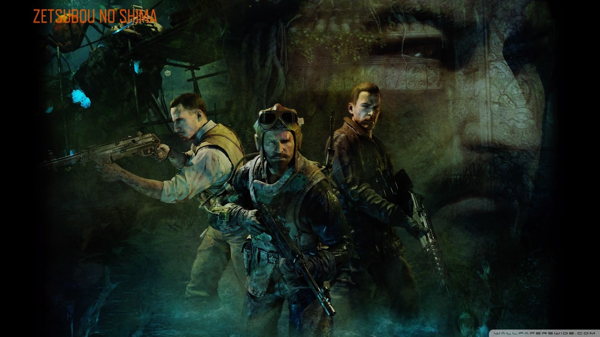 Call Of Duty Zombies Wallpapers Top Free Call Of Duty