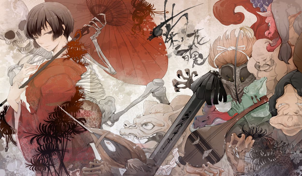 47 Best Free Japanese Demon Anime Wallpapers Wallpaperaccess