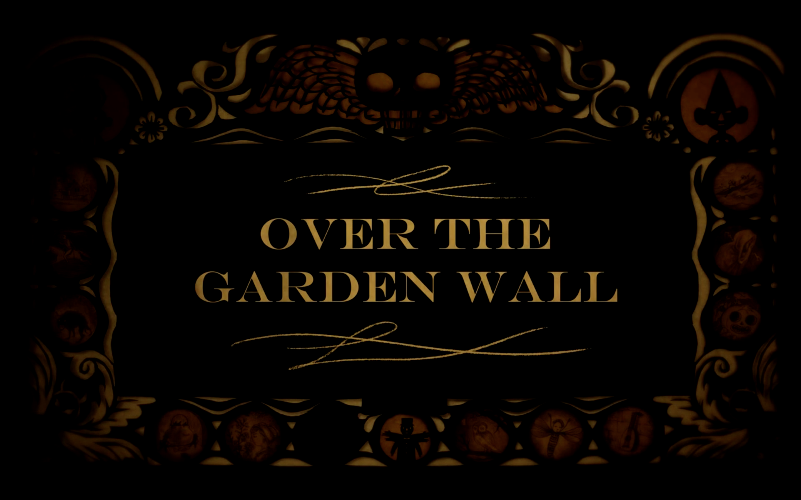 Over The Garden Wall Wallpapers Top Free Over The Garden Wall
