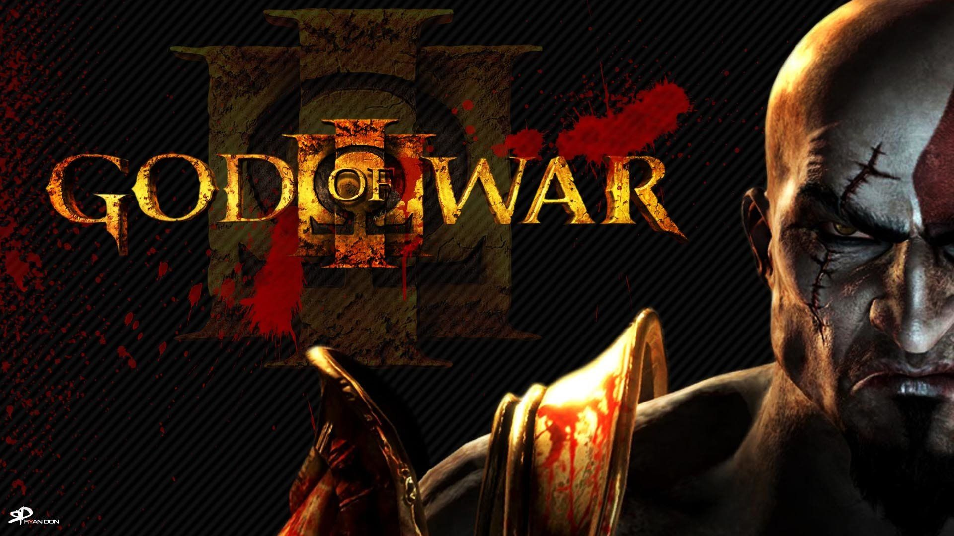 God of War 3 Wallpapers - Top Free God of War 3 Backgrounds