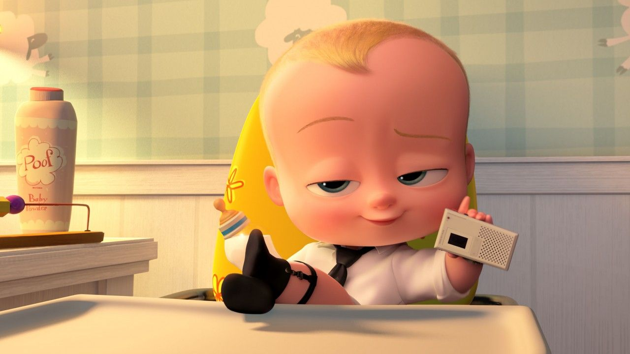 Boss Baby Wallpapers Top Free Boss Baby Backgrounds Wallpaperaccess