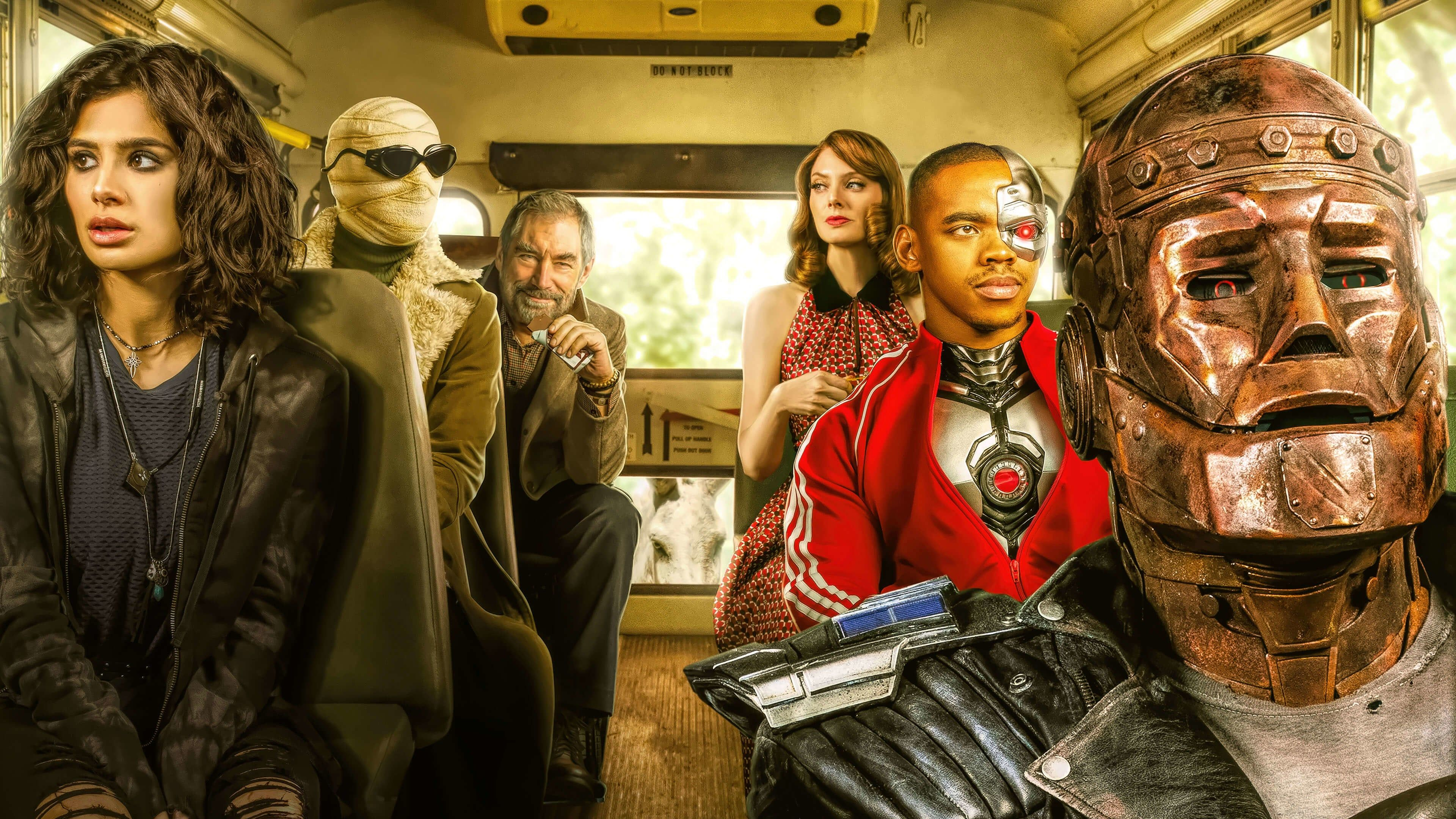 Doom Patrol Wallpapers - Top Free Doom Patrol Backgrounds ...