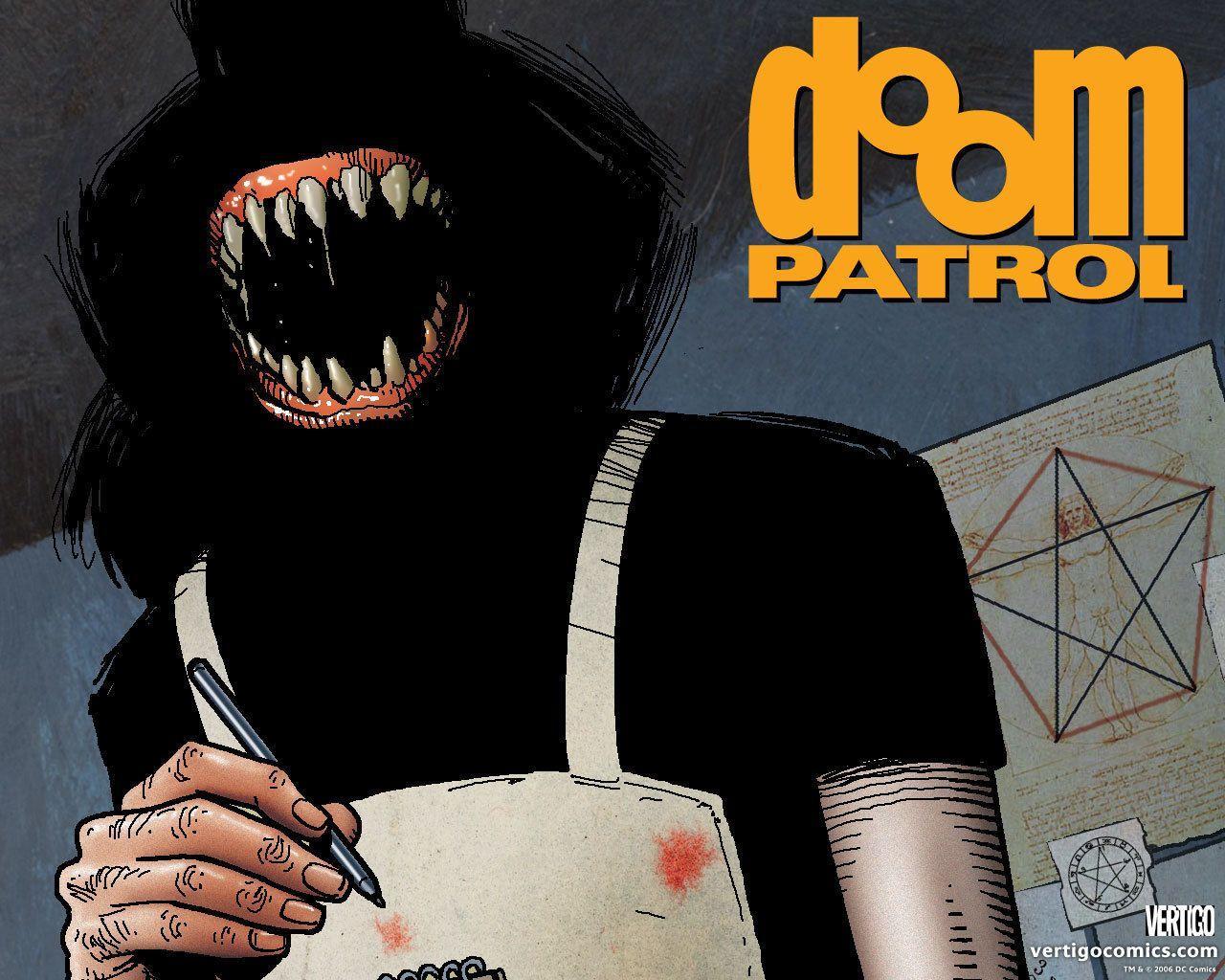 Doom Patrol Wallpapers Top Free Doom Patrol Backgrounds Wallpaperaccess