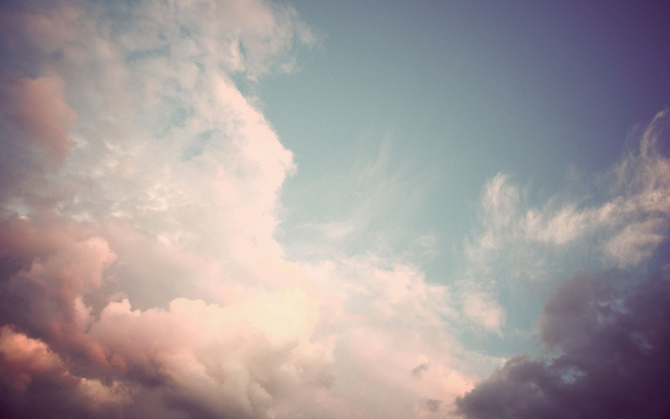 Pastel Clouds Wallpapers Top Free Pastel Clouds Backgrounds