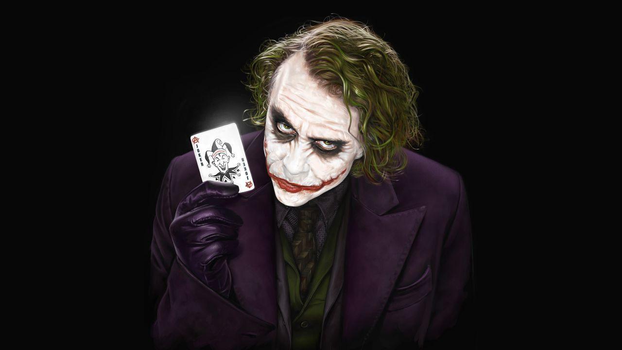Heath Ledger Joker Wallpapers Top Free Heath Ledger Joker Backgrounds Wallpaperaccess