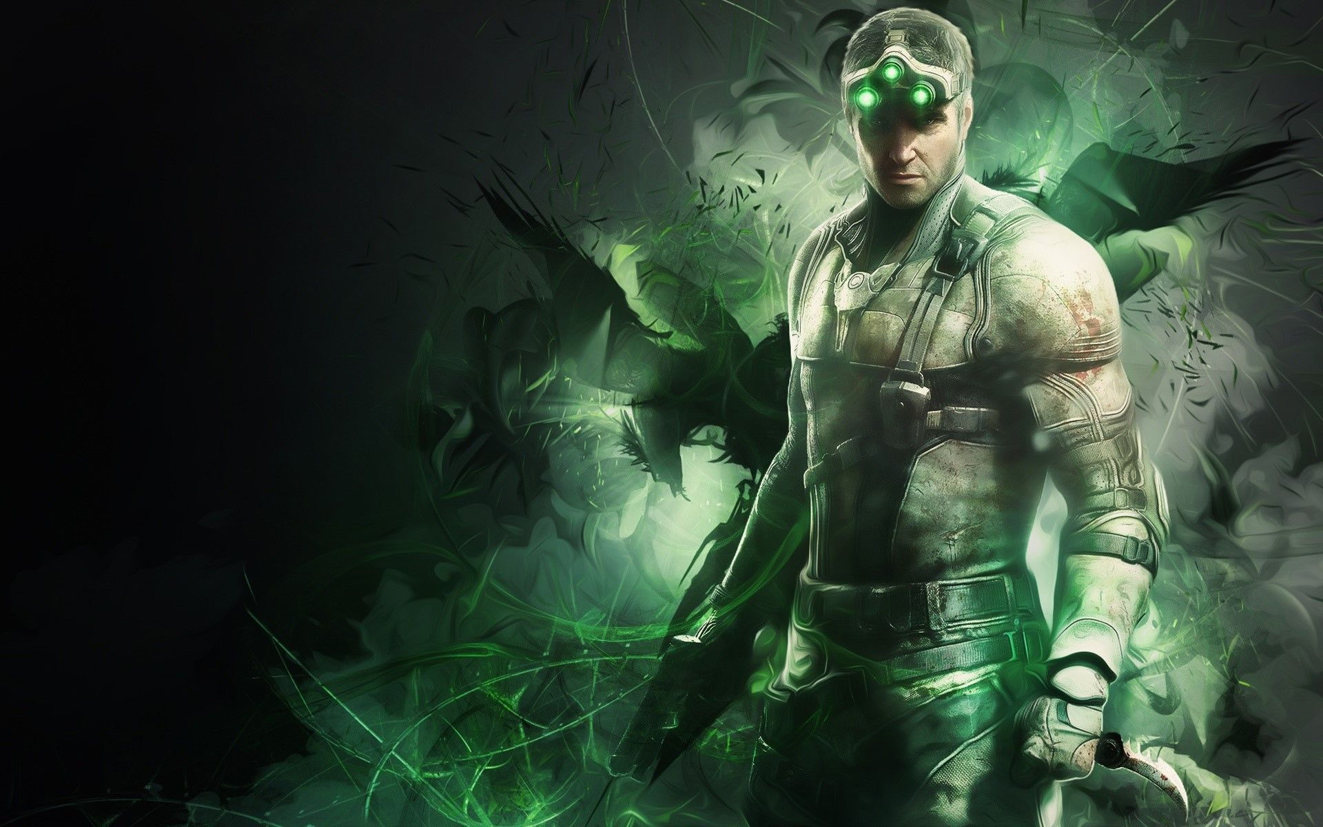 Tom Clancy S Splinter Cell Wallpapers Top Free Tom Clancy S