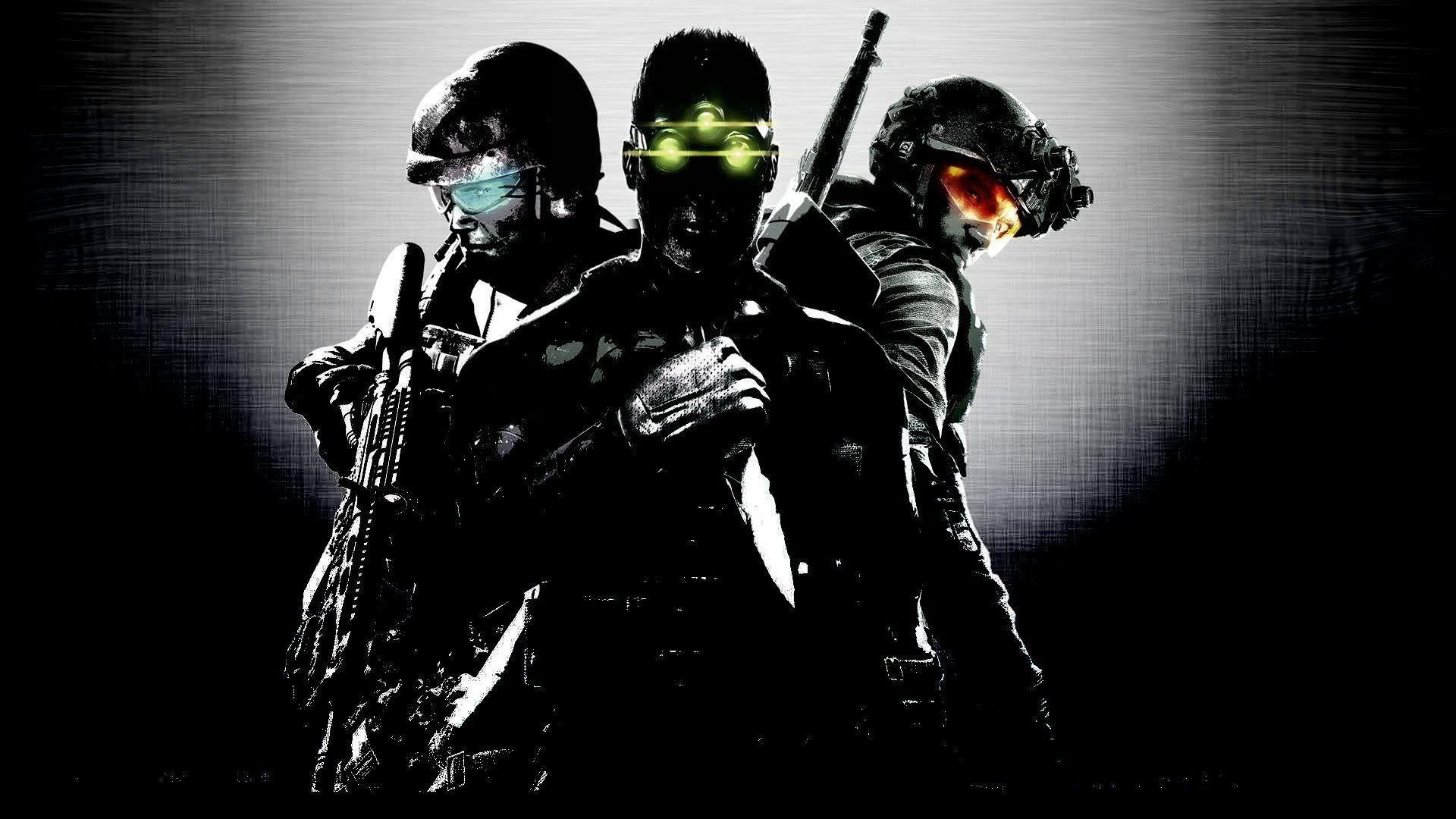 Tom Clancy S Splinter Cell Wallpapers Top Free Tom Clancy S
