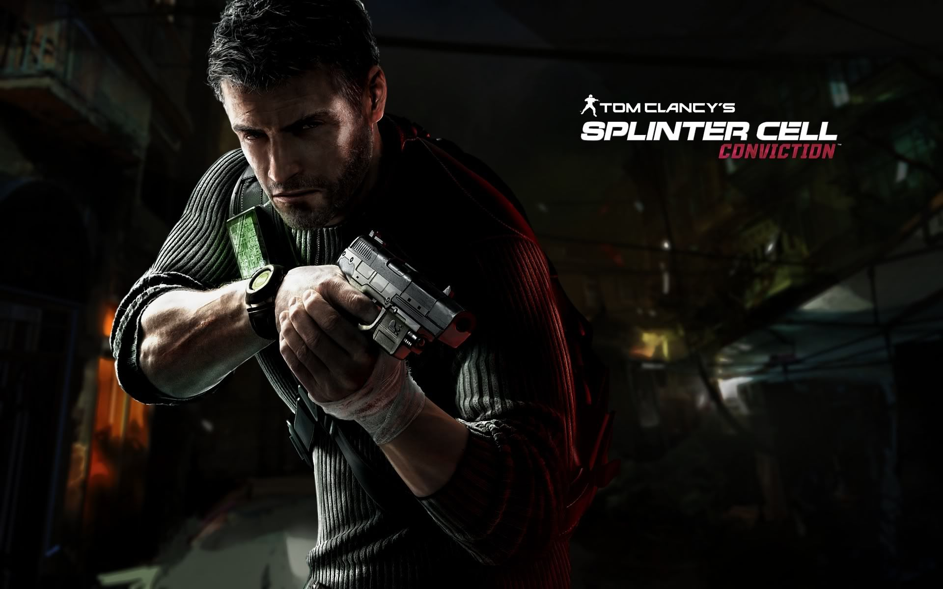 Tom Clancys Splinter Cell Wallpapers Top Free Tom