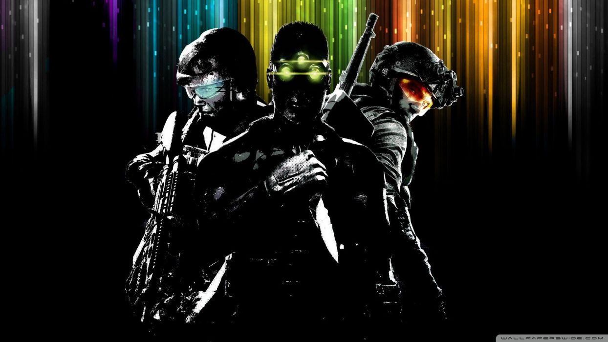 Sam Fisher Wallpapers Top Free Sam Fisher Backgrounds