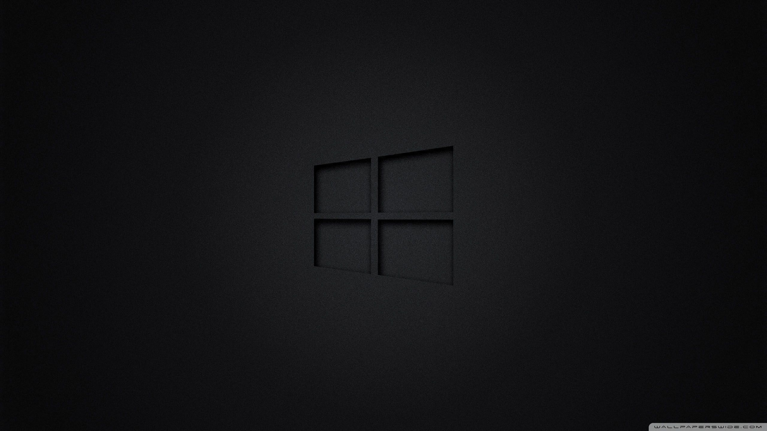 Black Windows Wallpapers Top Free Black Windows
