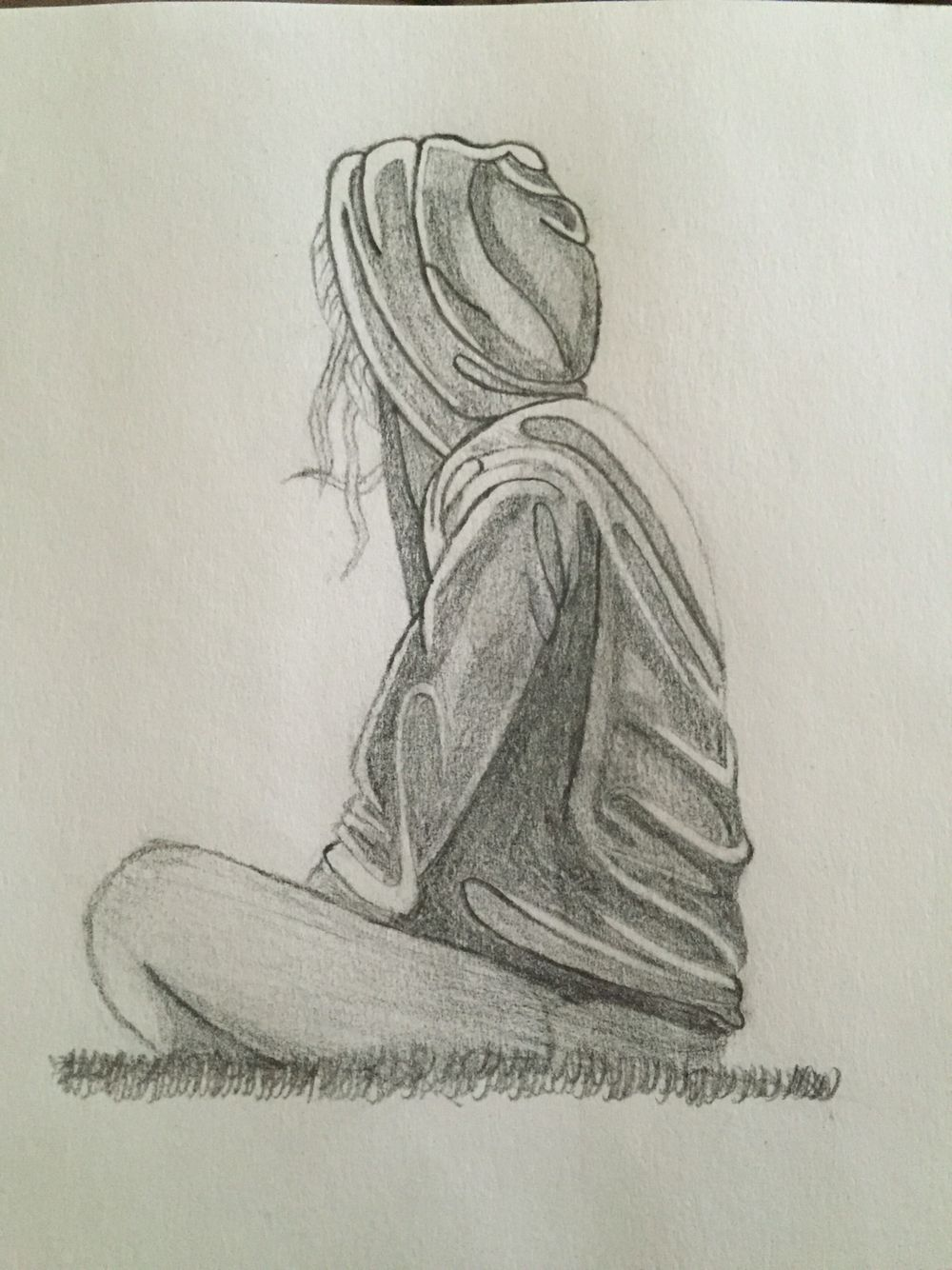 Aesthetic Girl Drawing Wallpapers , Top Free Aesthetic Girl