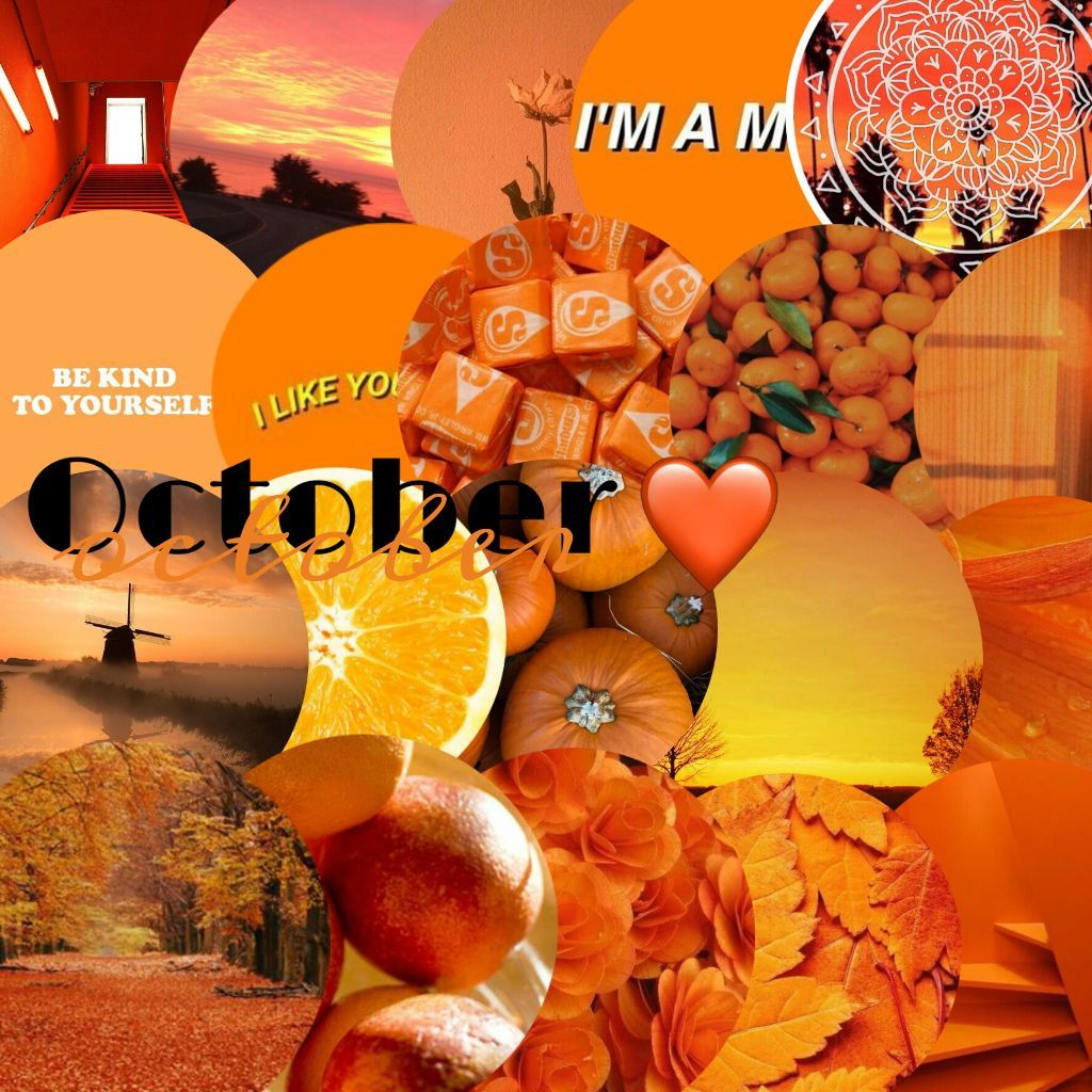 Orange Tumblr Aesthetic Wallpapers Top Free Orange Tumblr