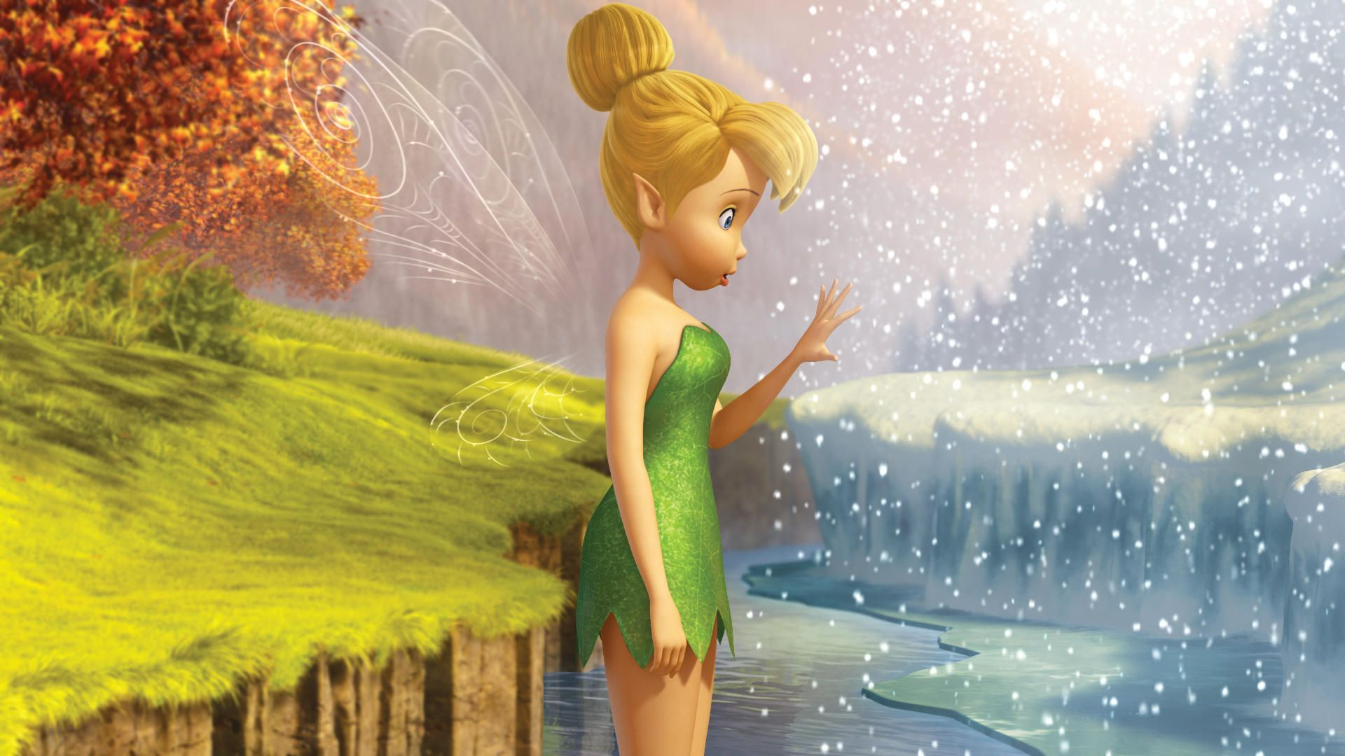 Tinker Bell Wallpapers Top Free Tinker Bell Backgrounds