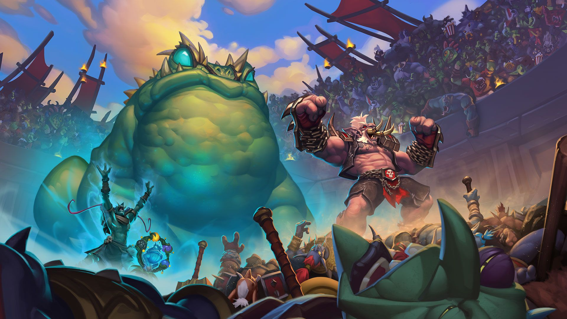 Hearthstone Wallpapers - Top Free