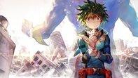3840x2160 Izuku Midoriya 4K 8K HD My Hero Academia Boku no Hero